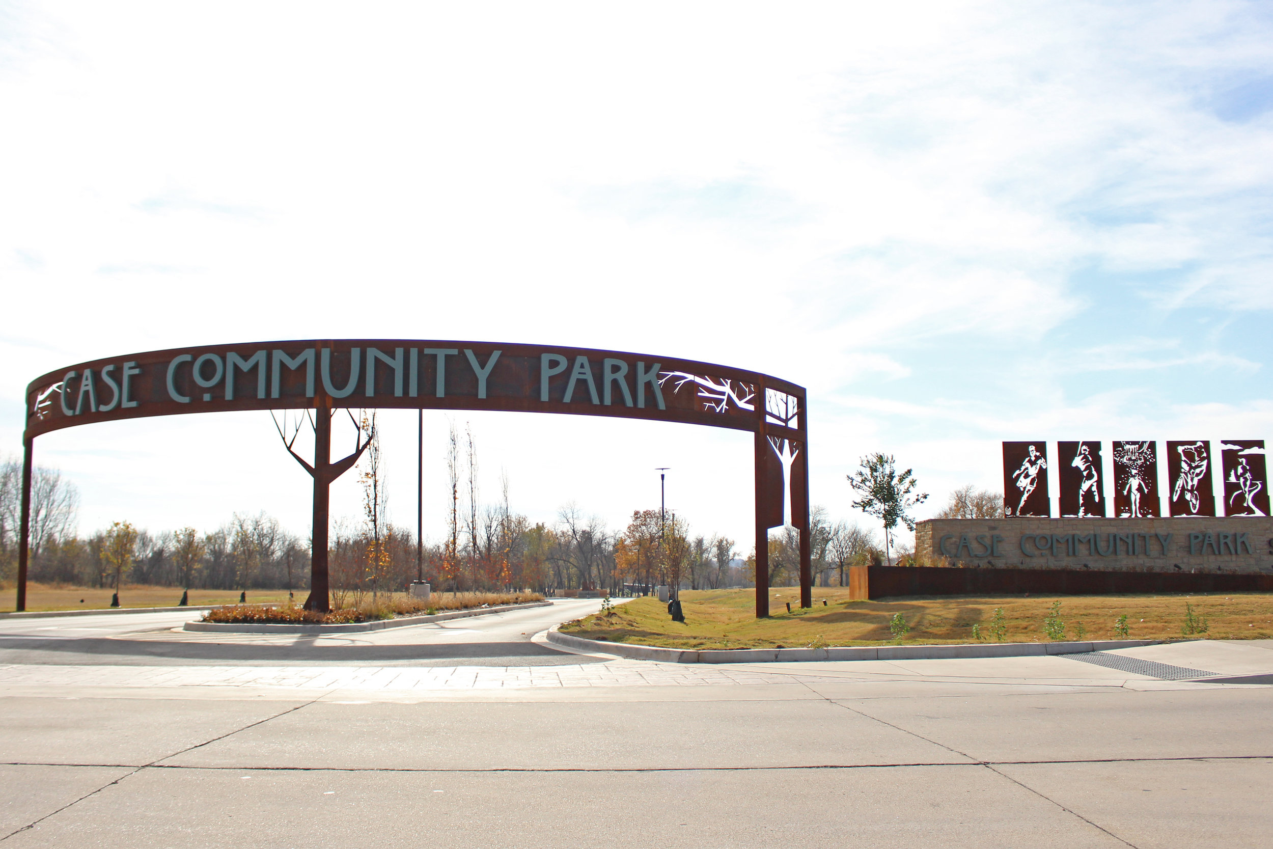 CAse Community park 2500 south river city park road