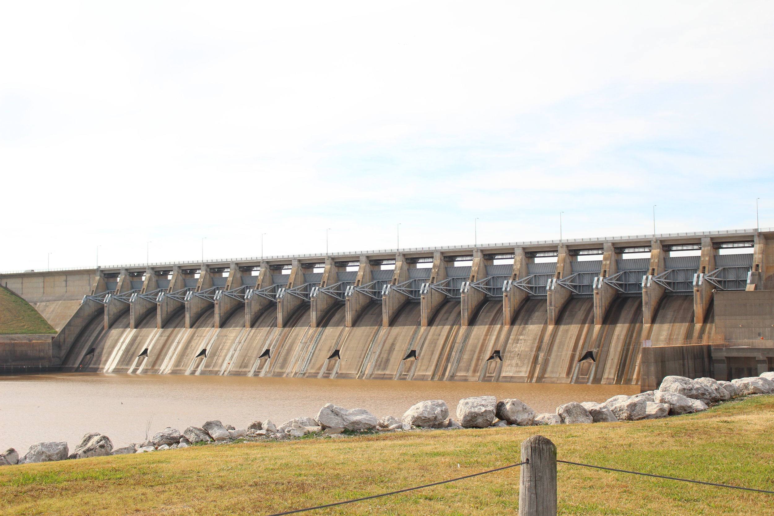 keystone dam