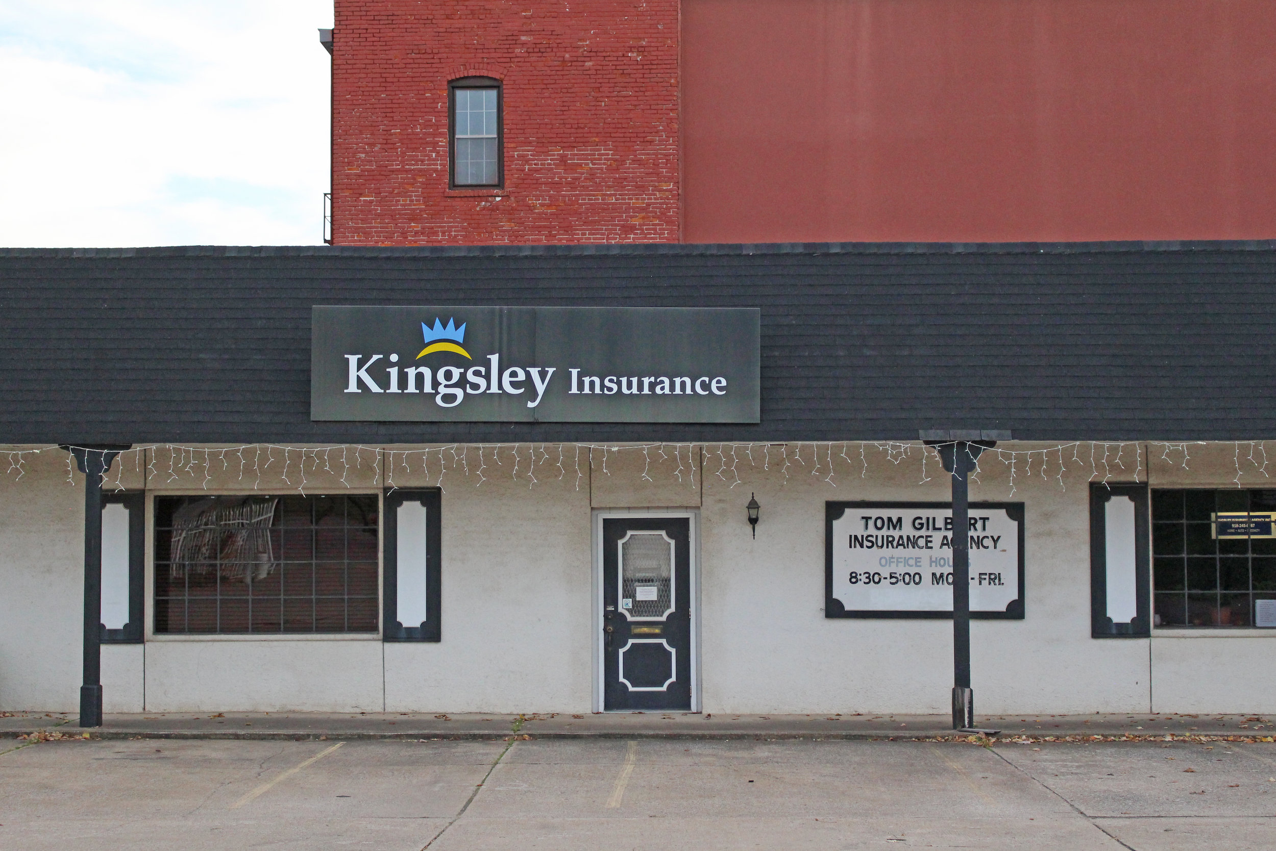 kinglsey insurance - downtown 211 north main street