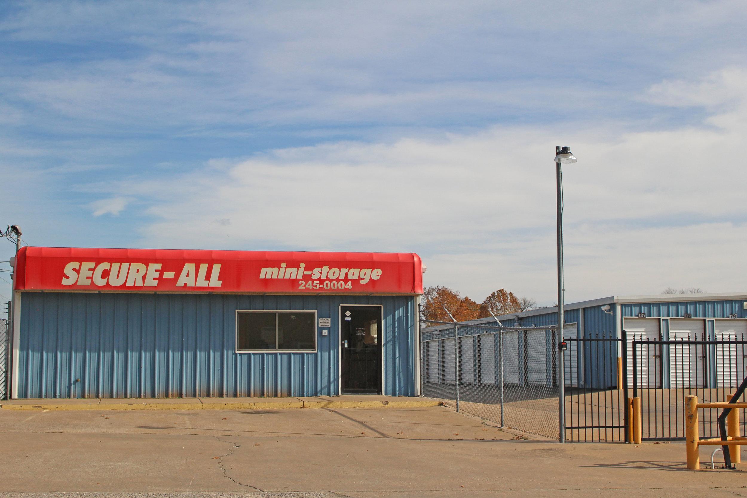 secure-all mini storage  1515 129th west avenue