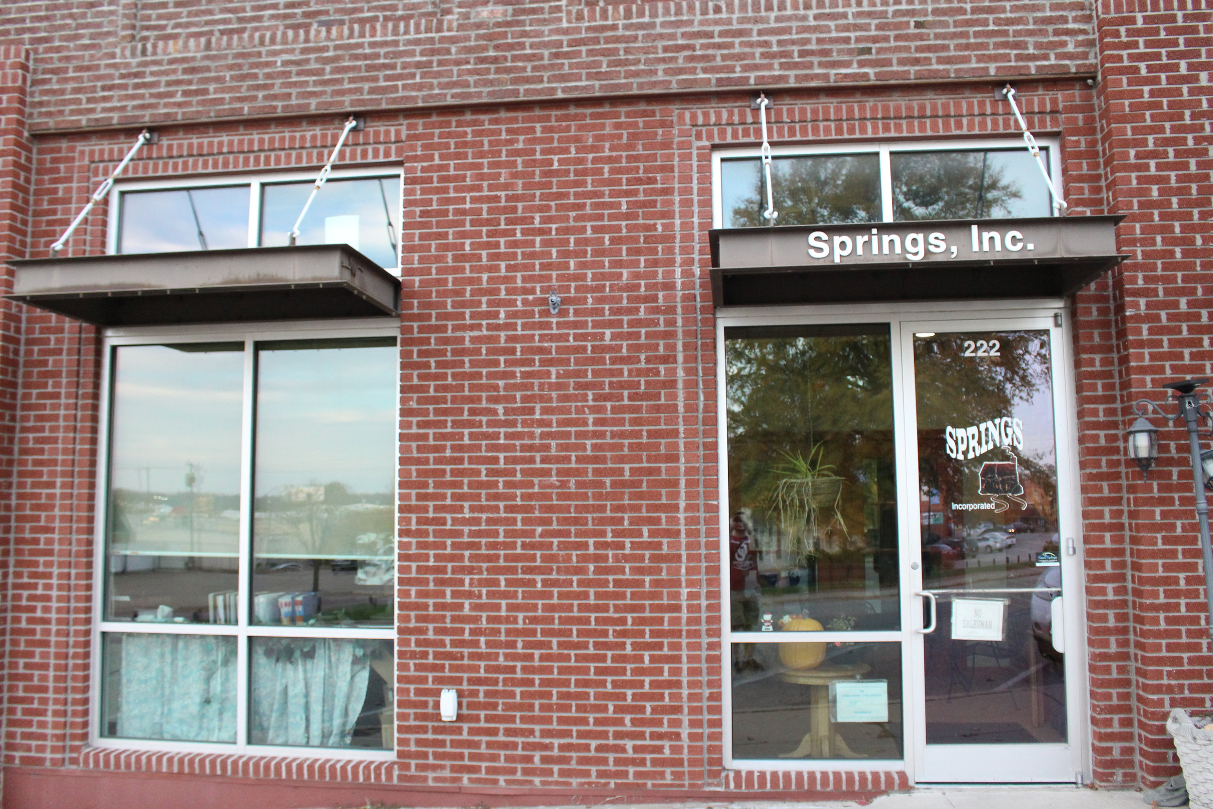 springs, inc.- downtown 222 north main street