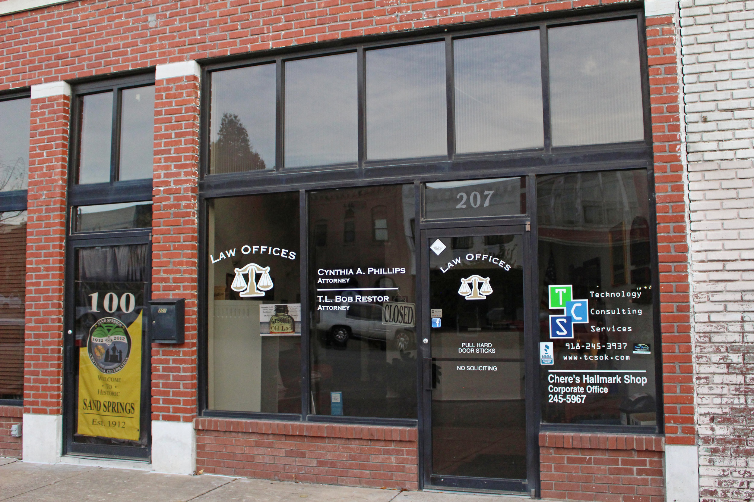 technology consulting services - downtown 207 north main street