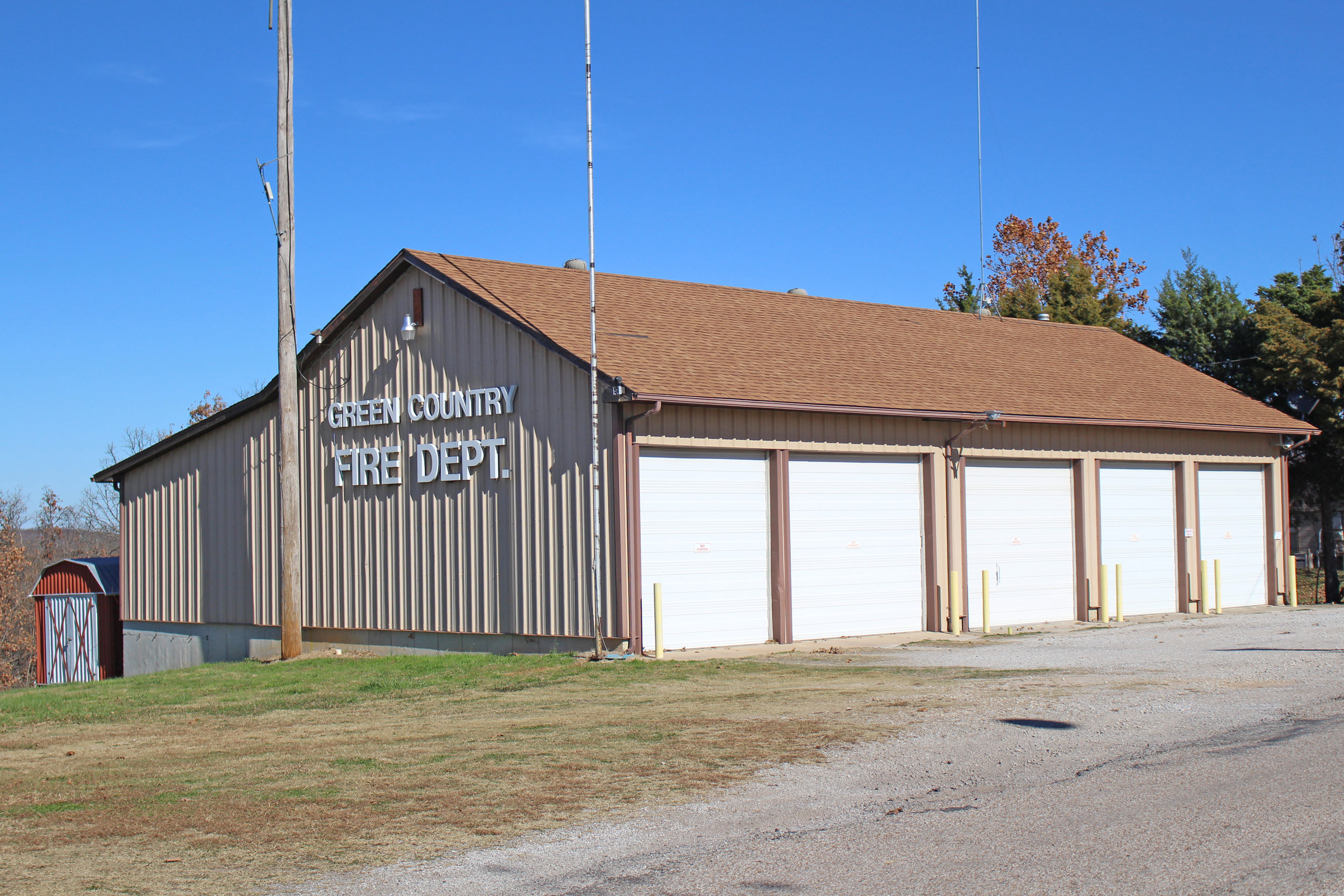 green country volunteer fire department 502 west imperial boulevard