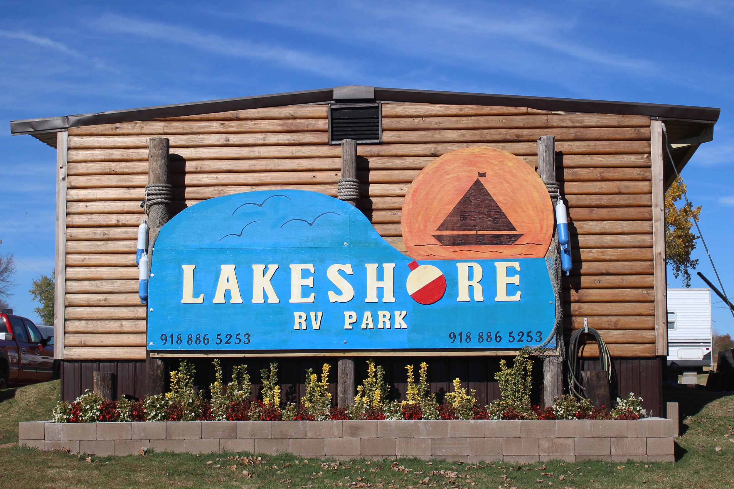 lakeshore rv park 21163 west 8th street