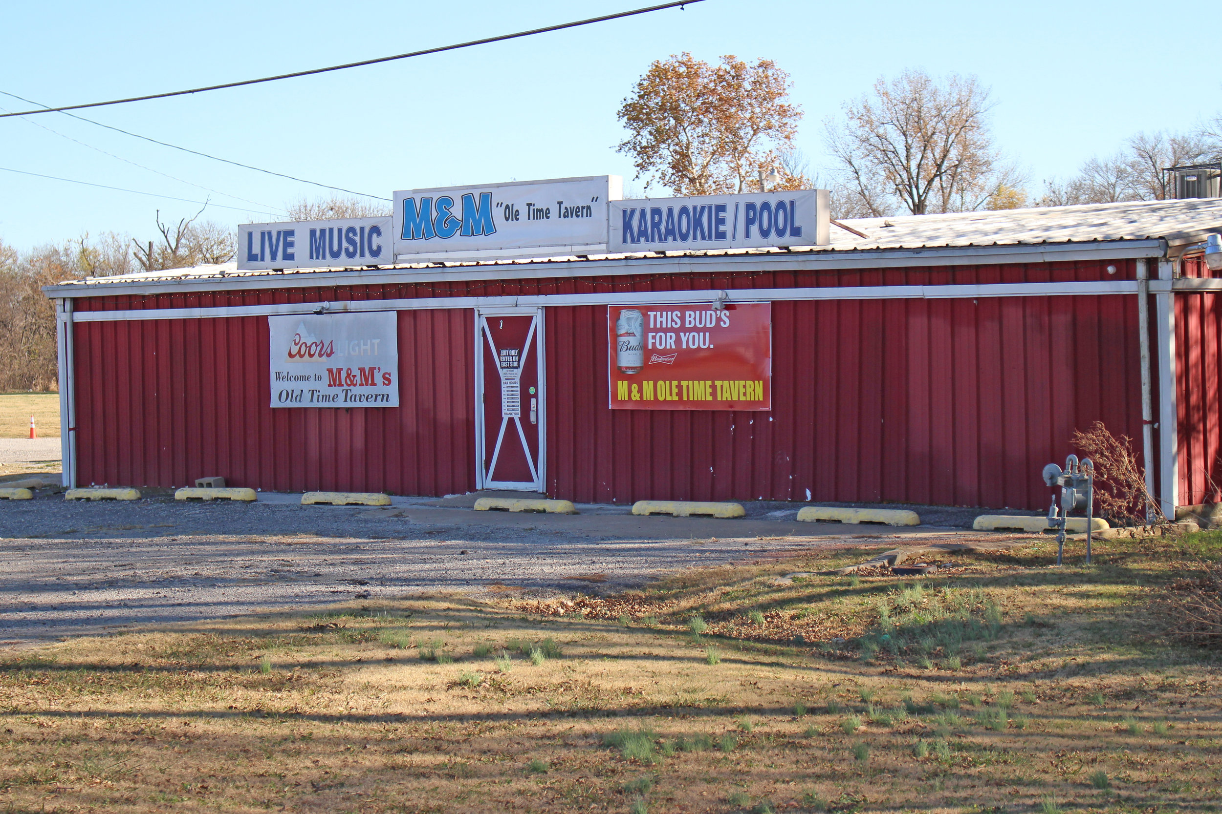 M&M Ole Time Tavern - prattville 13906 ok-51