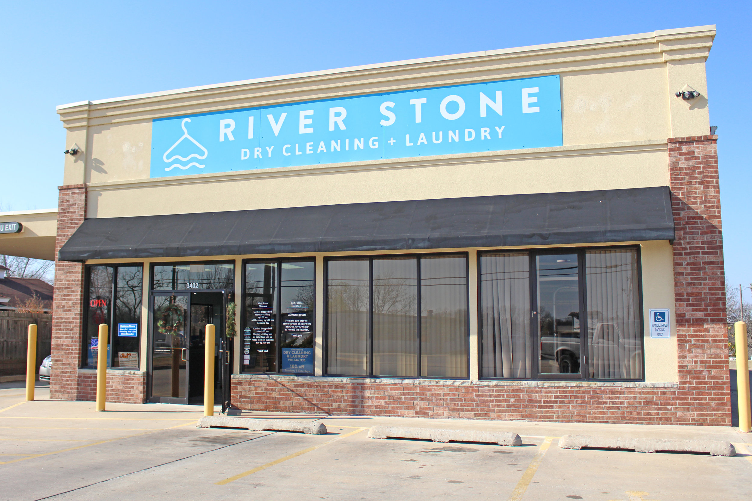 river stone dry cleaners & laundry - prattville 3402 south 113th west avenue