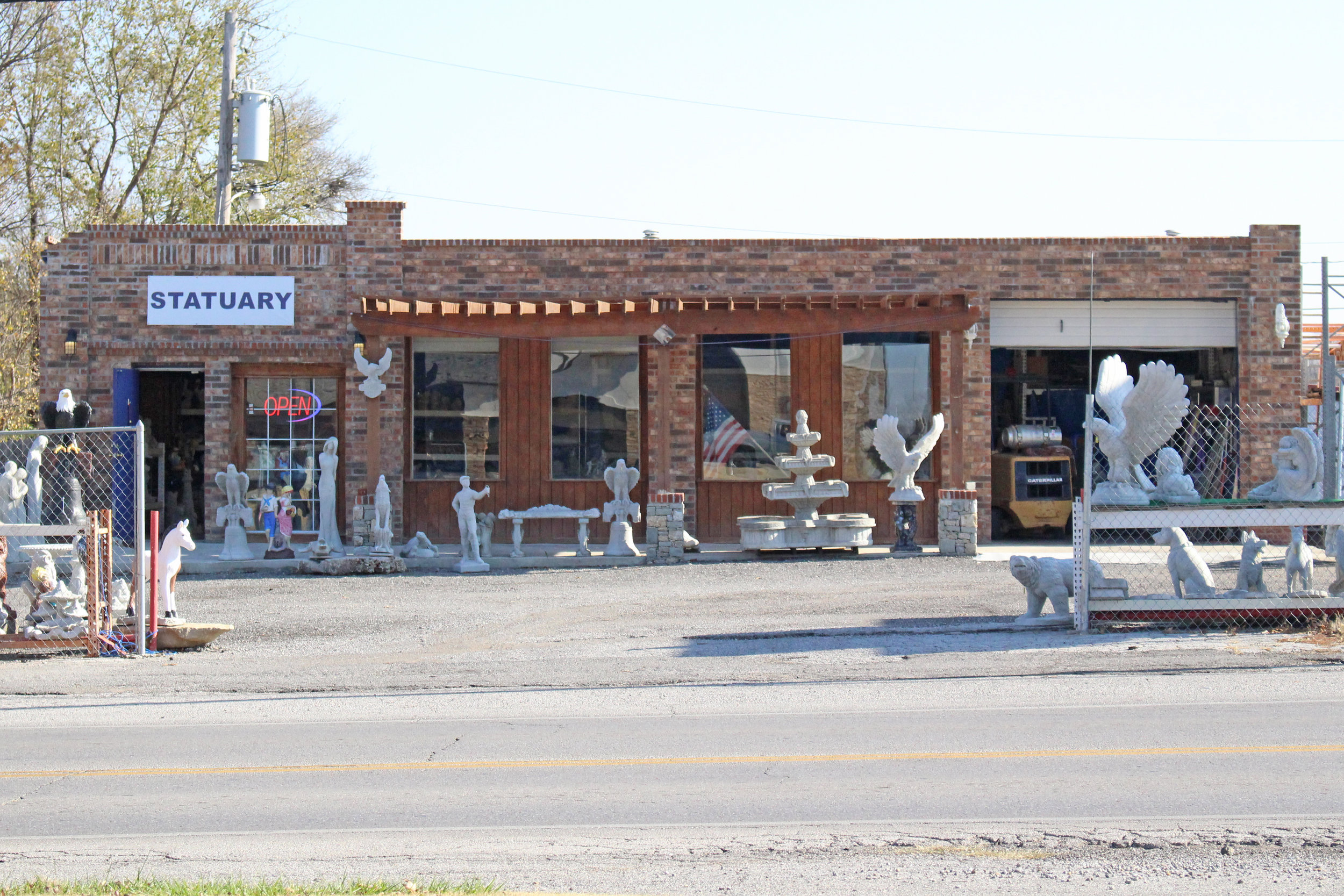 ramsey's statuary - prattville 3307 south 113th west avenue