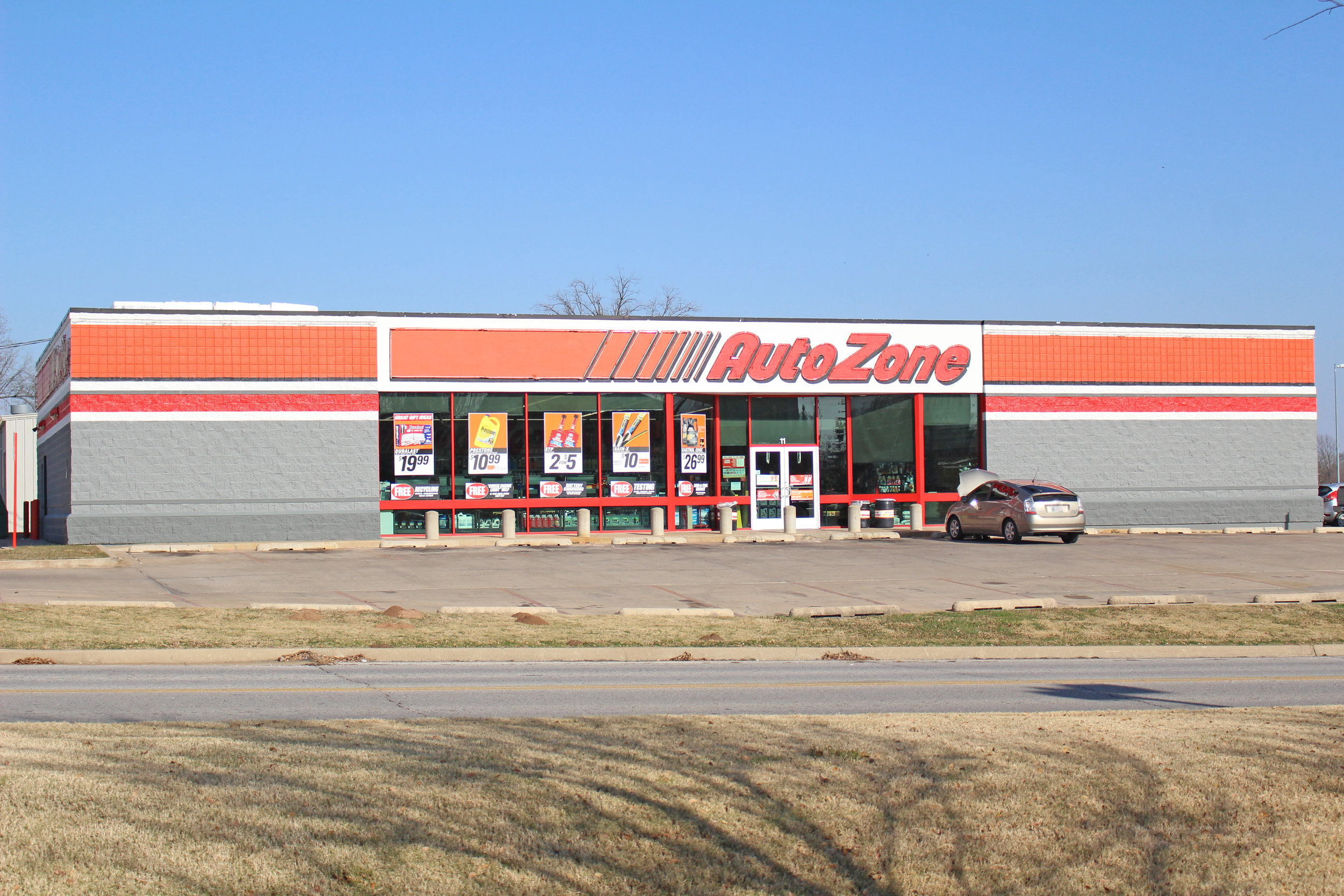 autozone - prattville 11 east 38th street