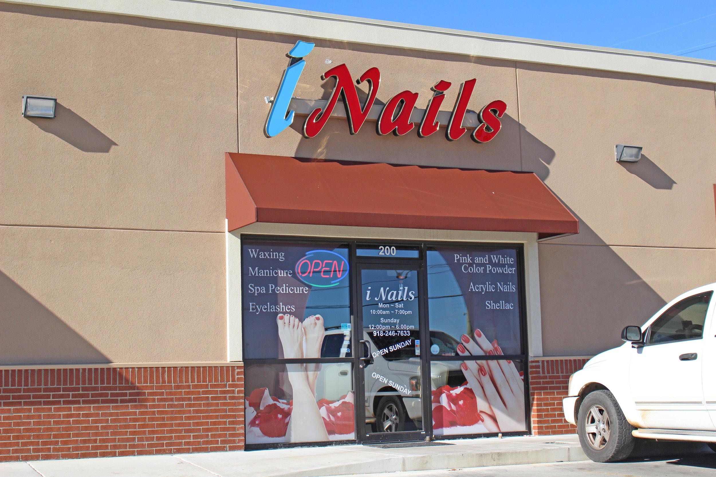 inails - prattville 4106 south 113th west avenue, suite 200