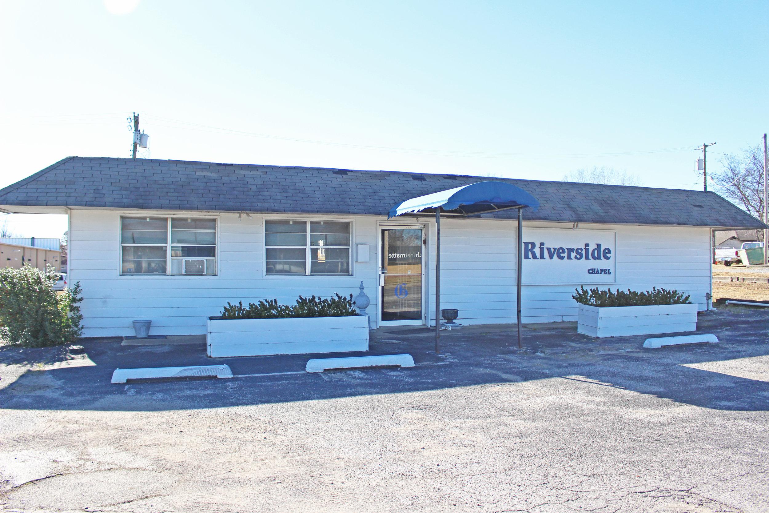 mark griffith memorial funeral home: Riverside chapel - prattville 4 west 41st street