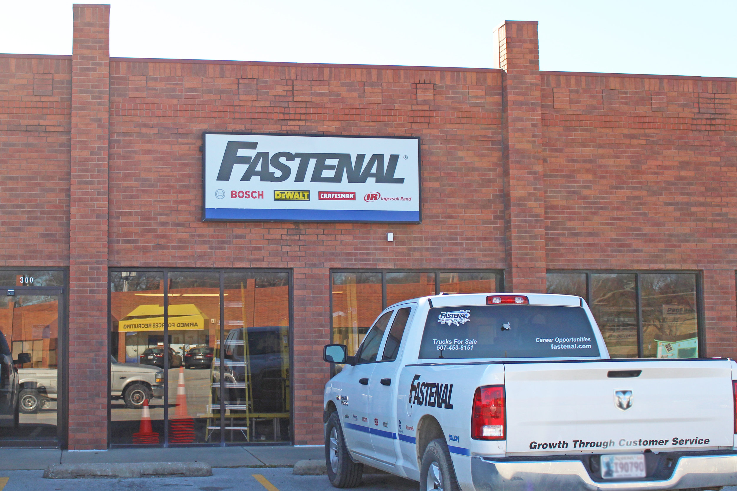 fastenal 1126 east charles page boulevard, suite 300
