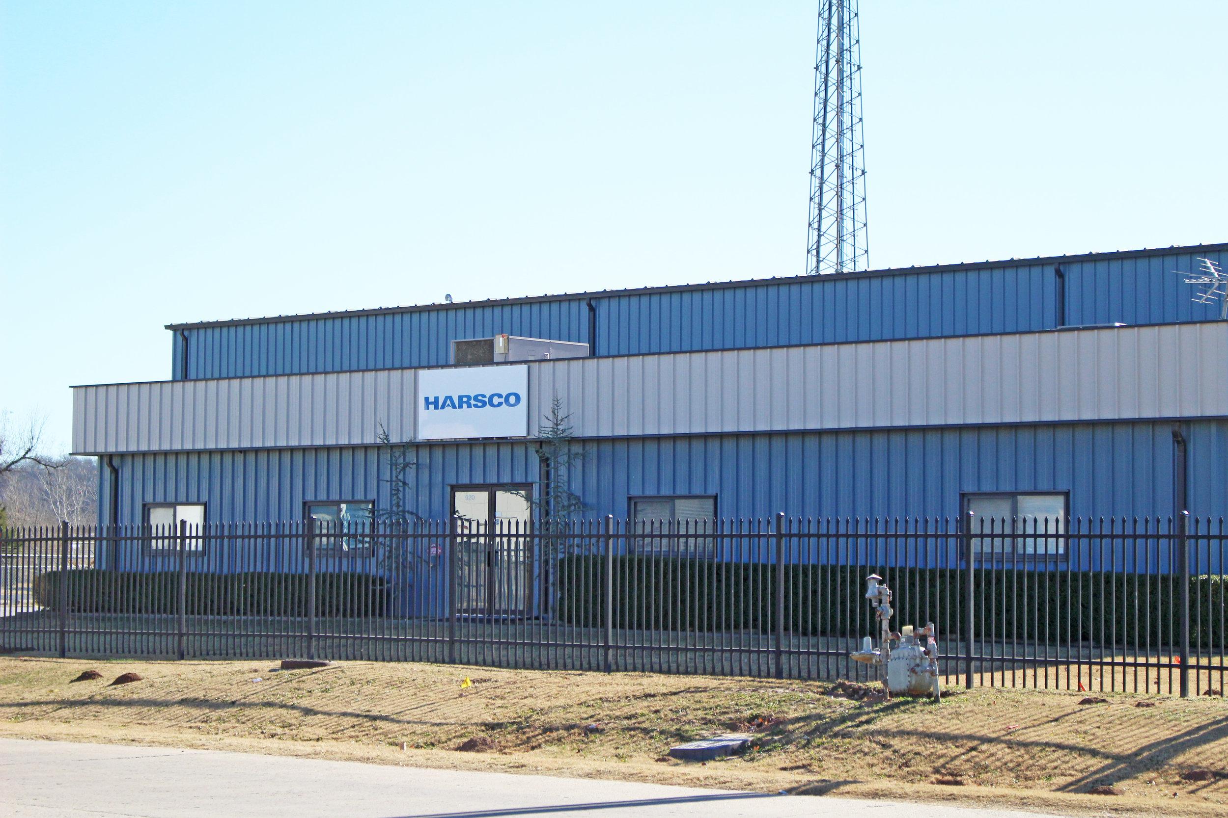 Harsco industrial ikg 920 east pecan street