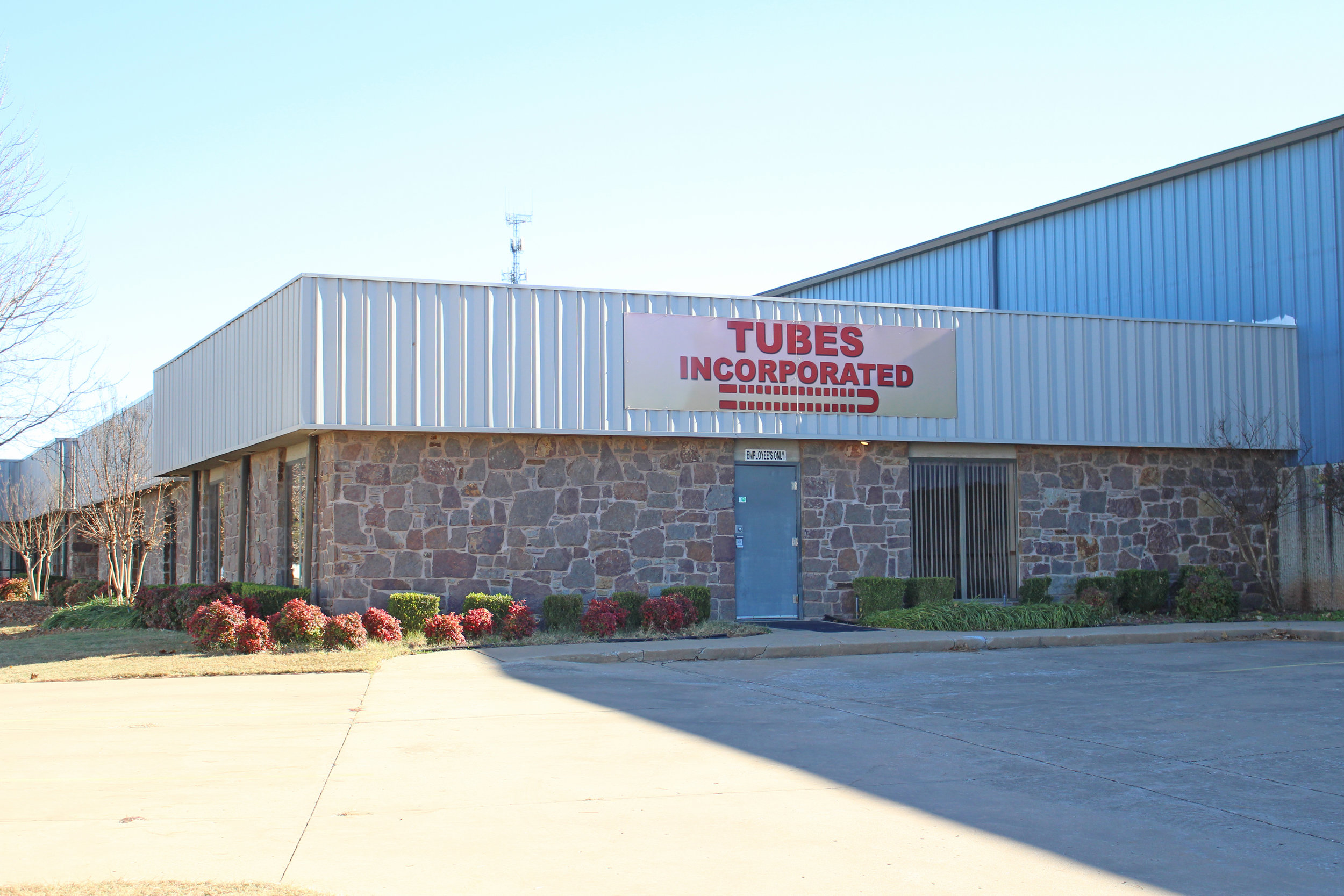 tubes incorporated 900 east pecan street