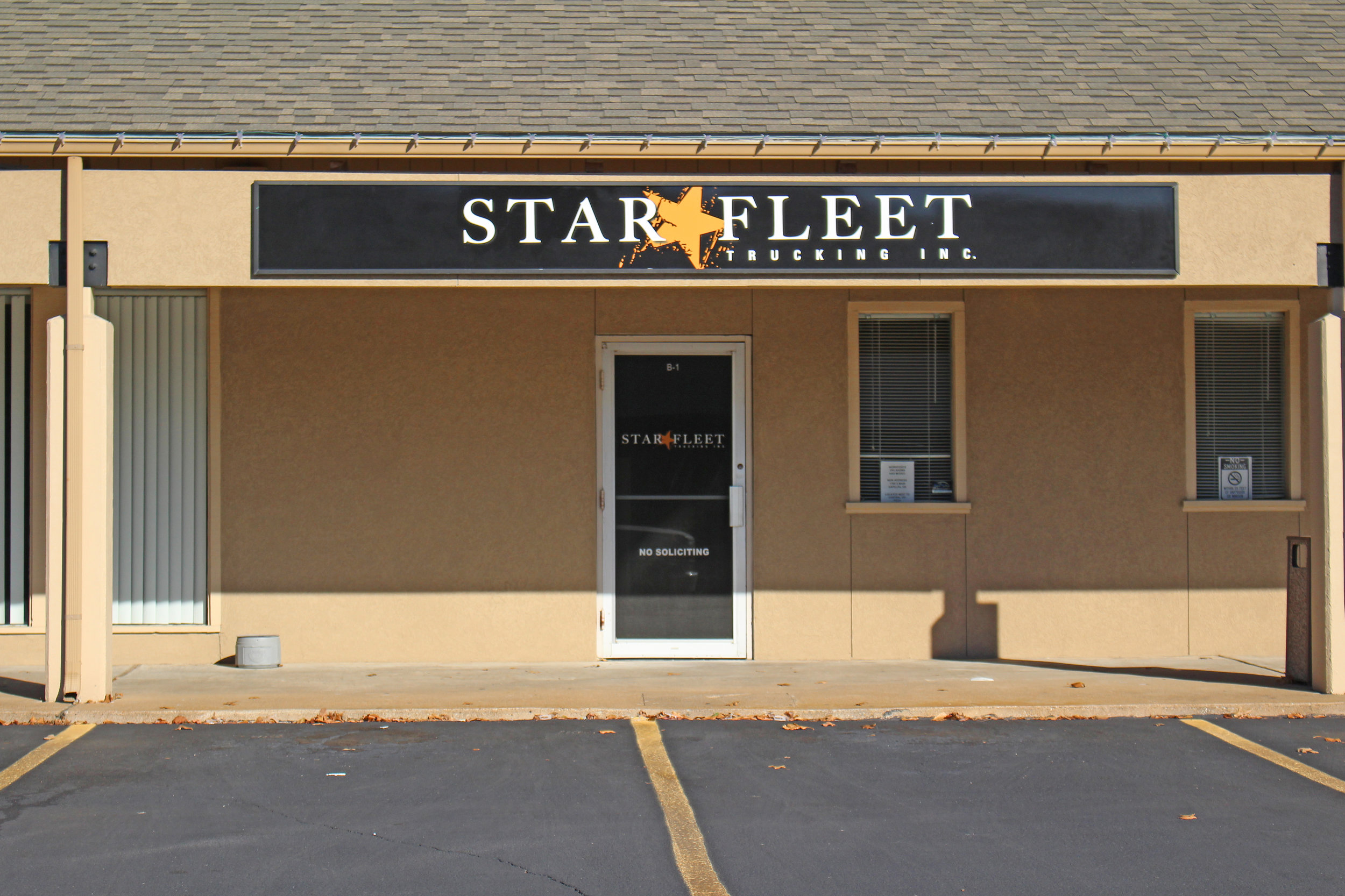 star fleet trucking - village square 401 east broadway street