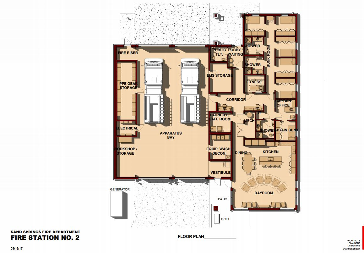 Designs for new Fire House 2 building.JPG