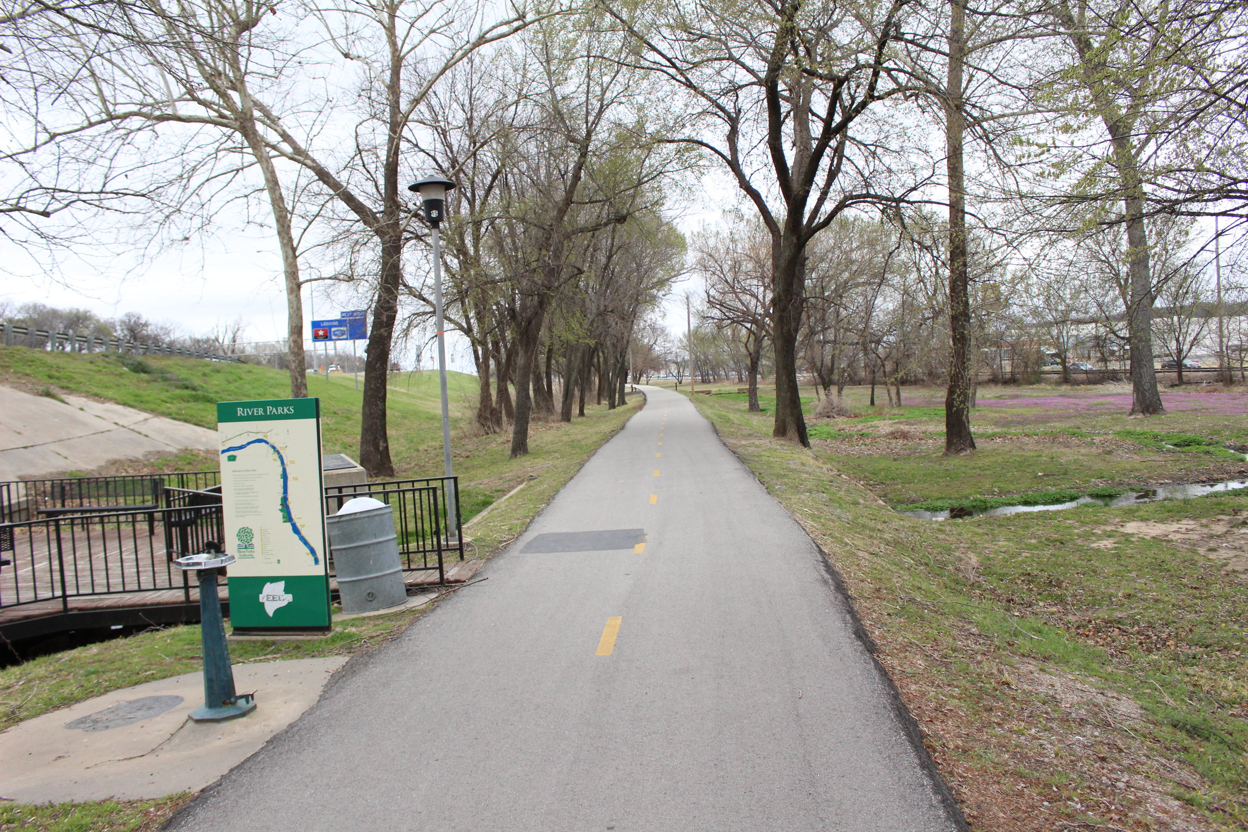 centennial park / Katy trail 651 east charles page boulevard