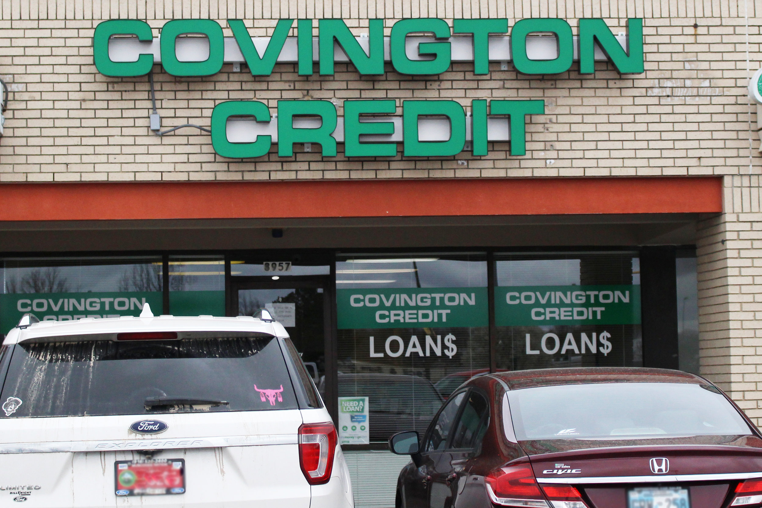 covington credit - springs village 3957 south highway 97