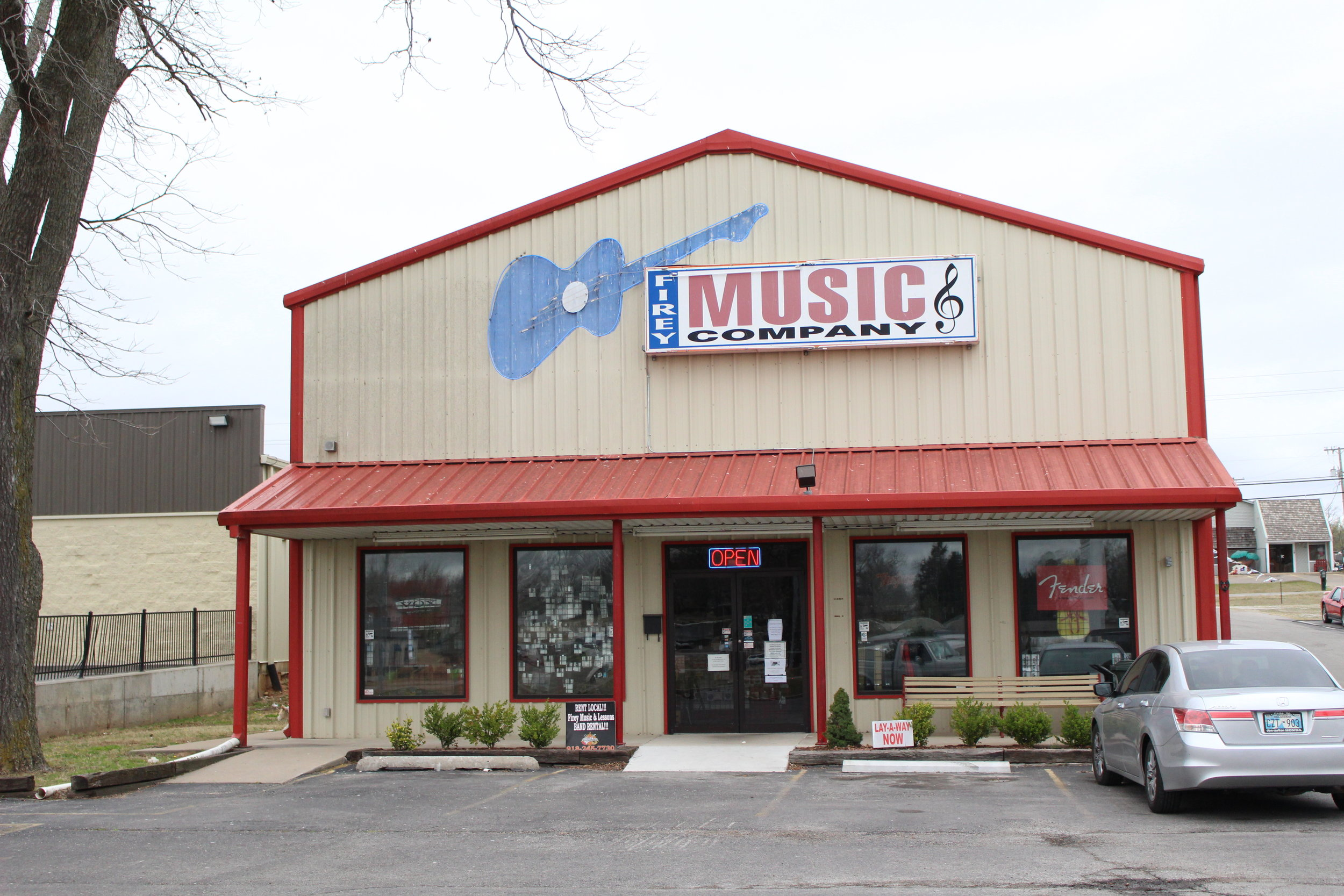 firey music company - prattville 3722 south highway 97