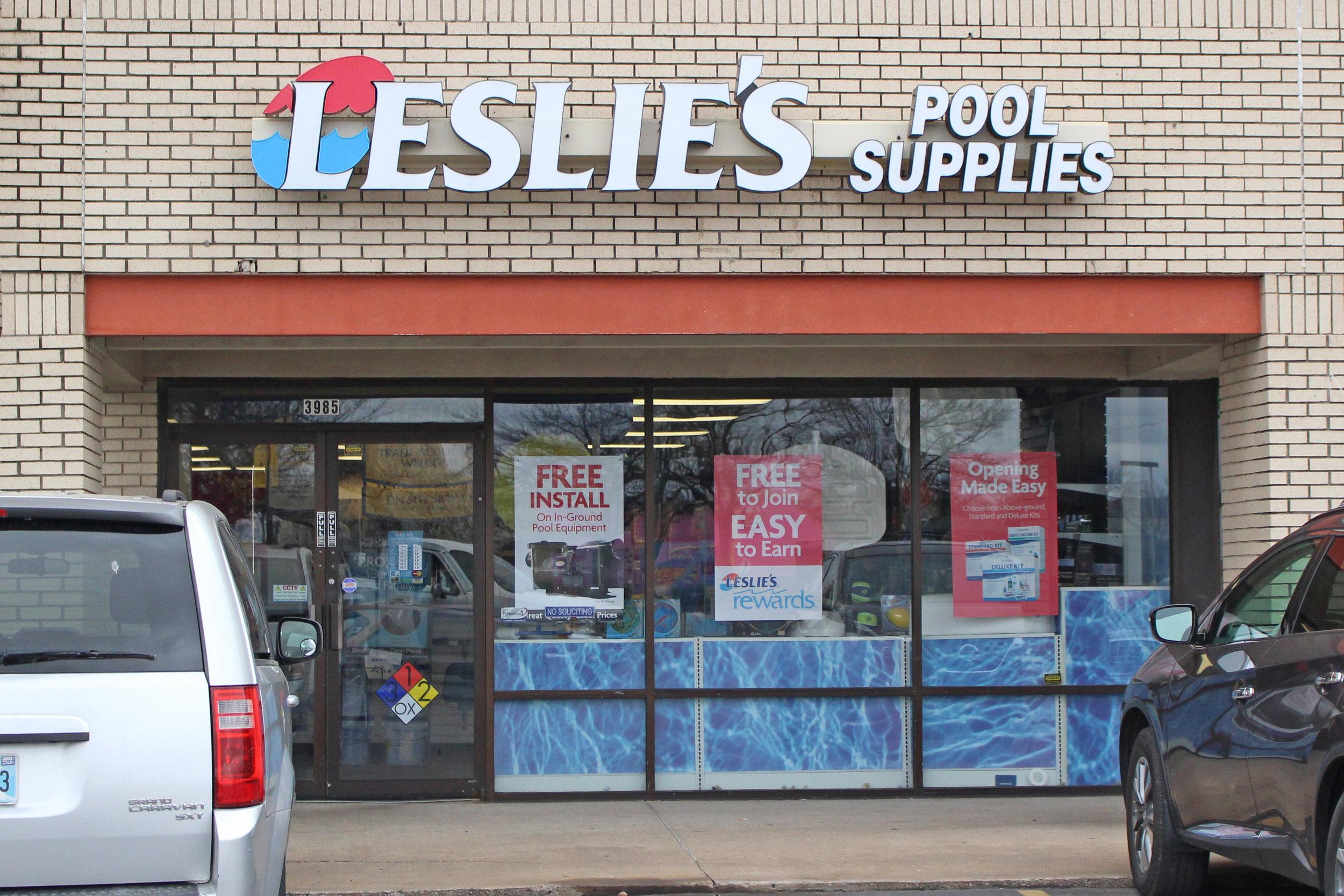 leslie's pool supplies - springs village 3985 south highway 97