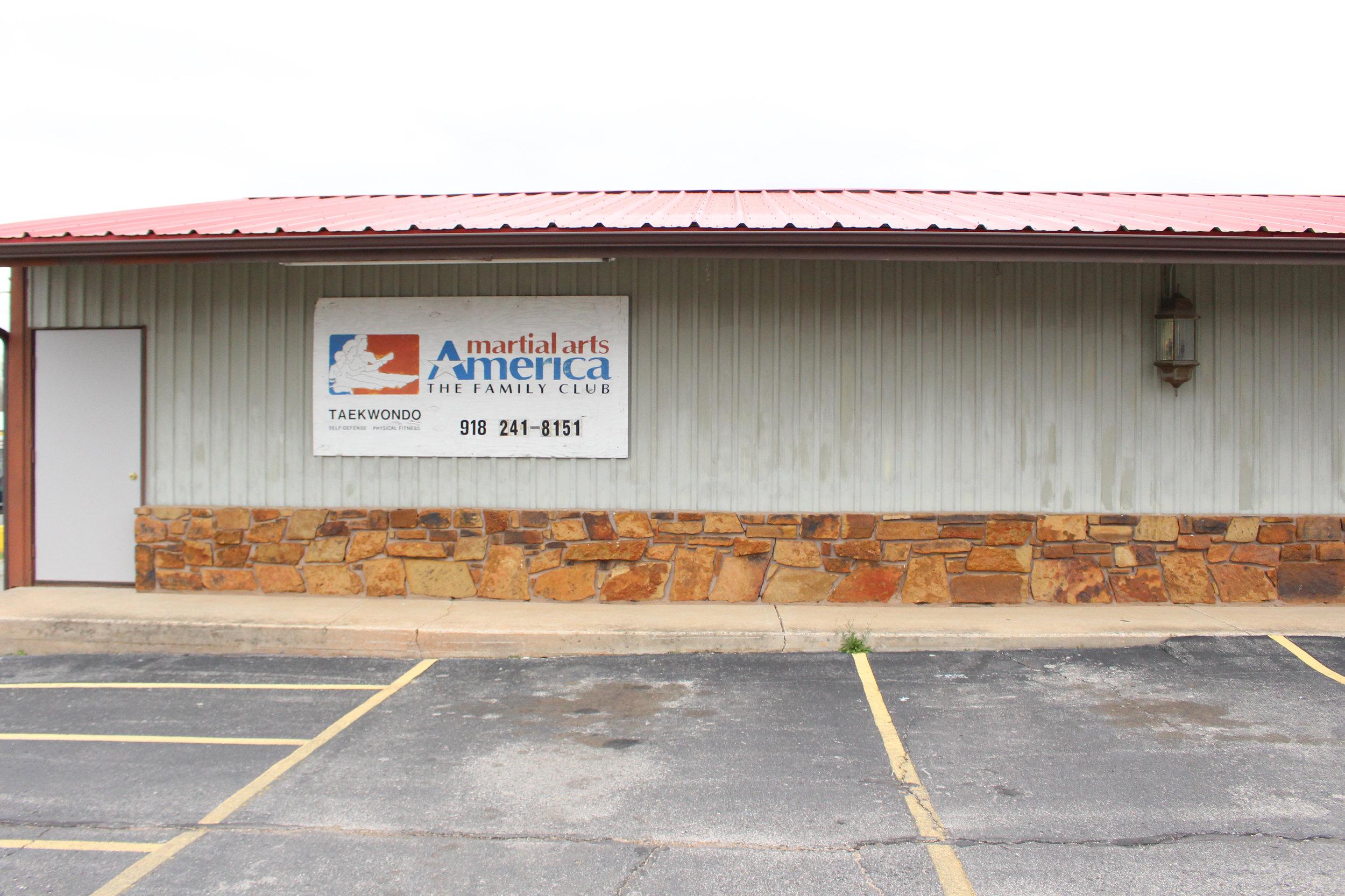 martial arts america of oklahoma - sandites' center 3505 south 113th west avenue