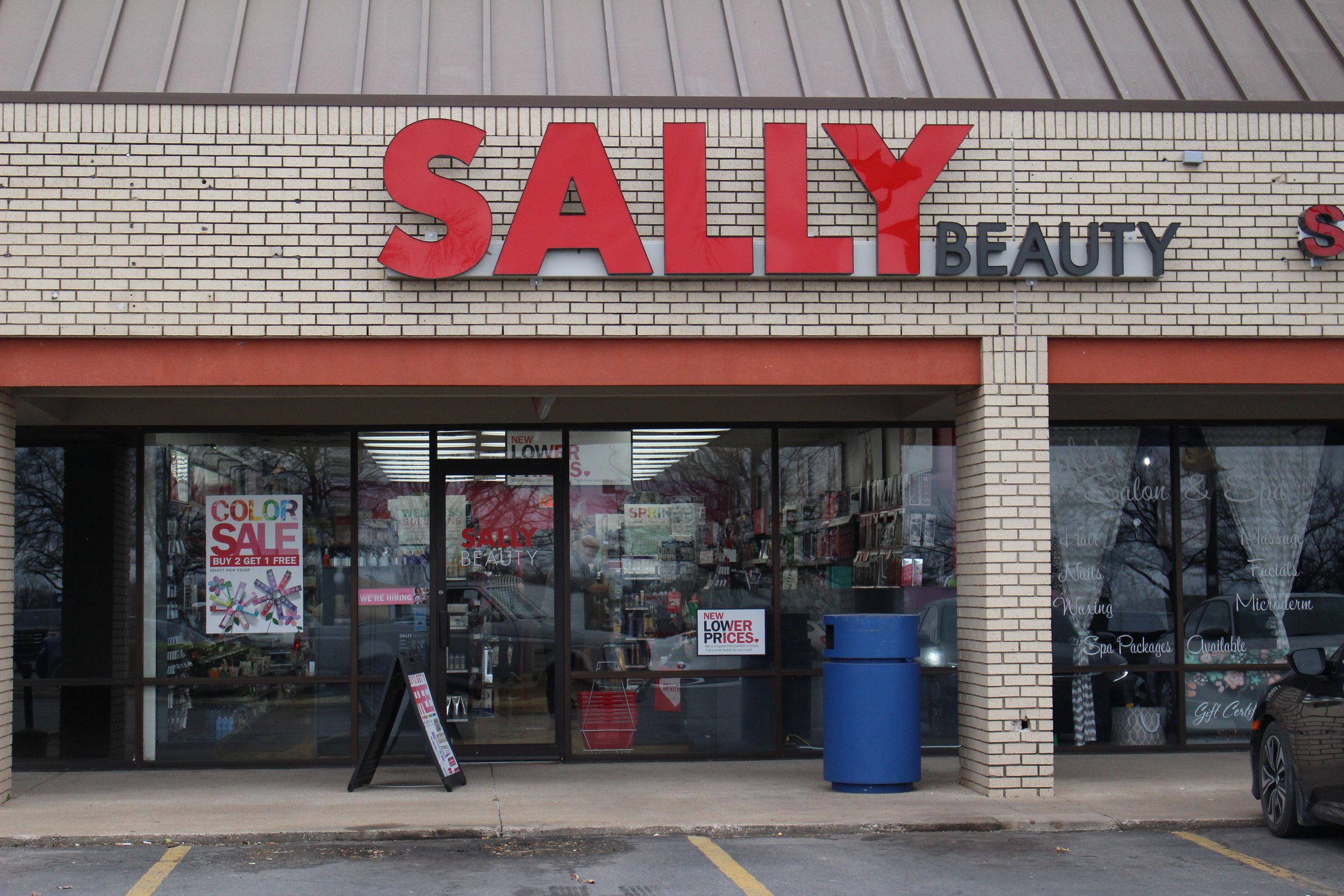 sally beauty supply - springs village 3977 south highway 97