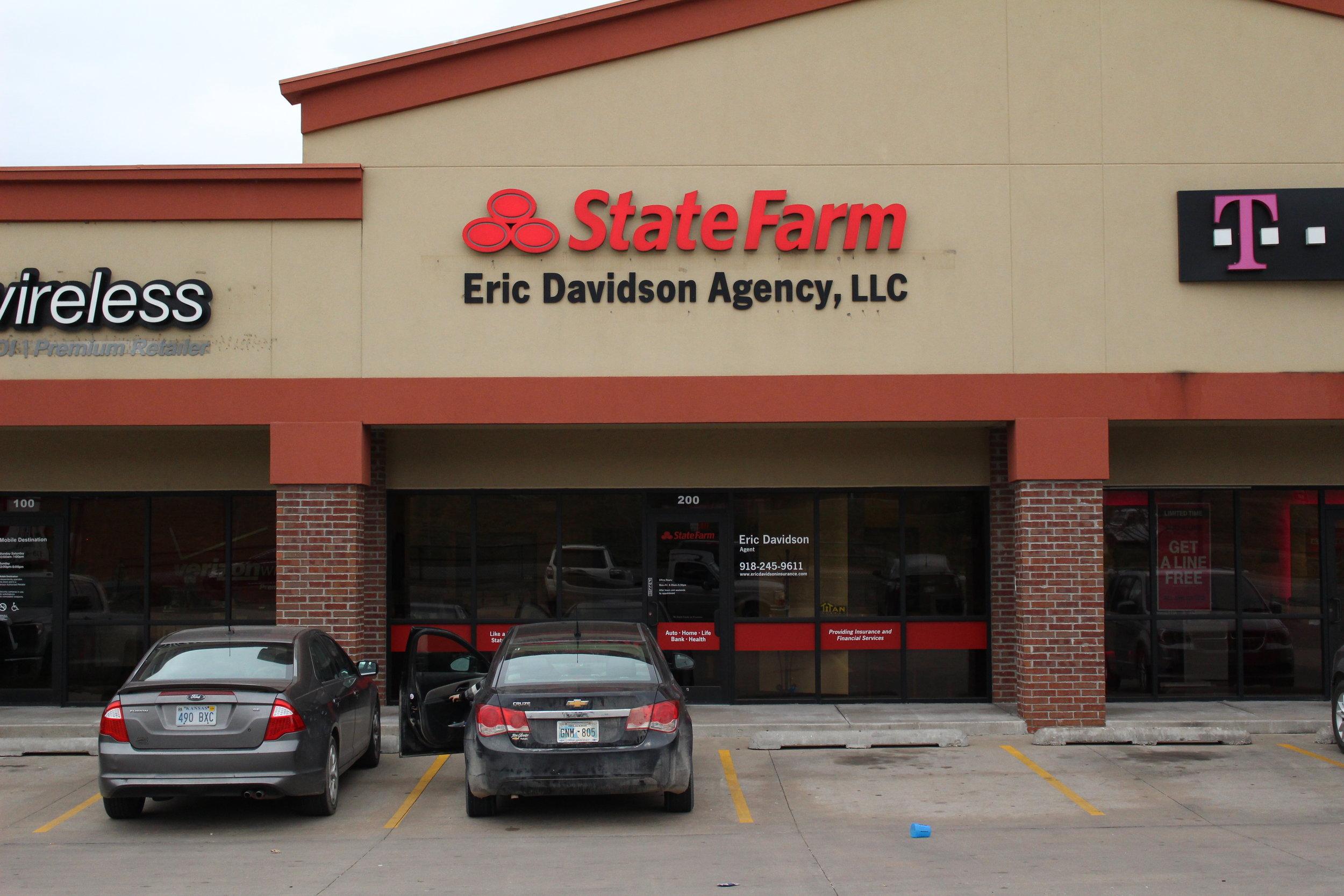 state farm insurance agent eric davidson - wekiwa center 22 west 2nd street