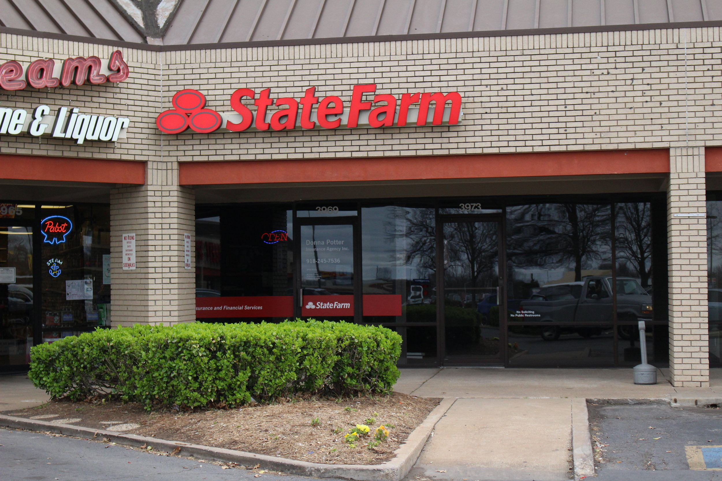 state farm insurance agent donna potter - springs village 3969 south highway 97