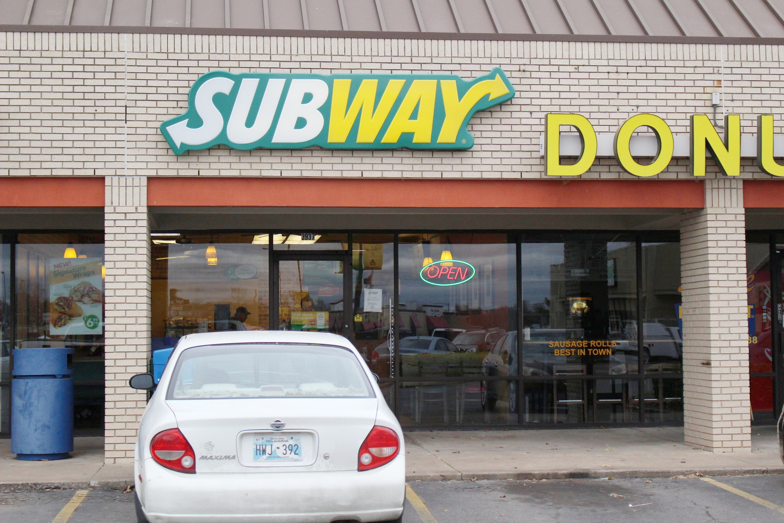 subway - springs village 3937 south highway 97