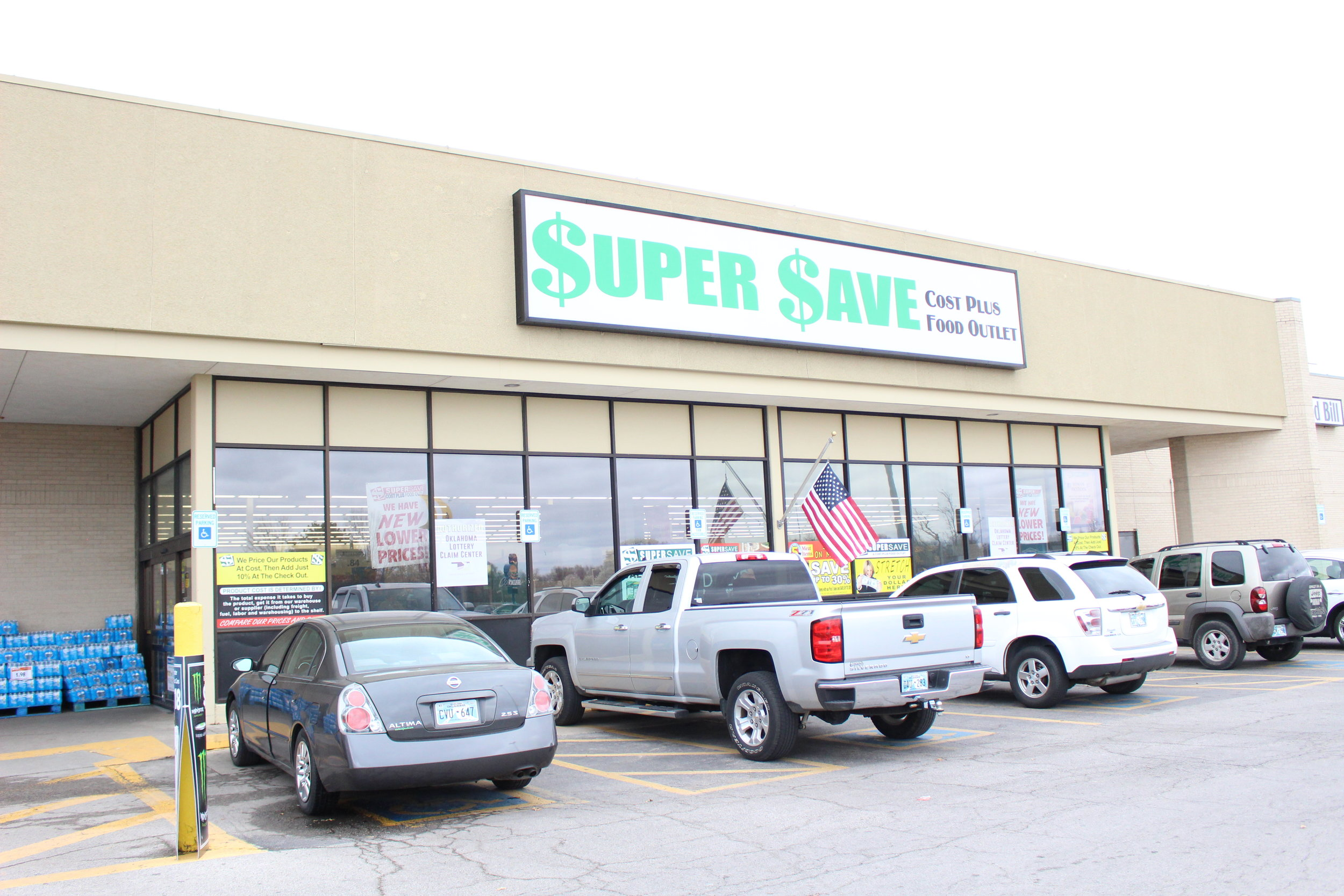 super save - springs village 4001 south highway 97