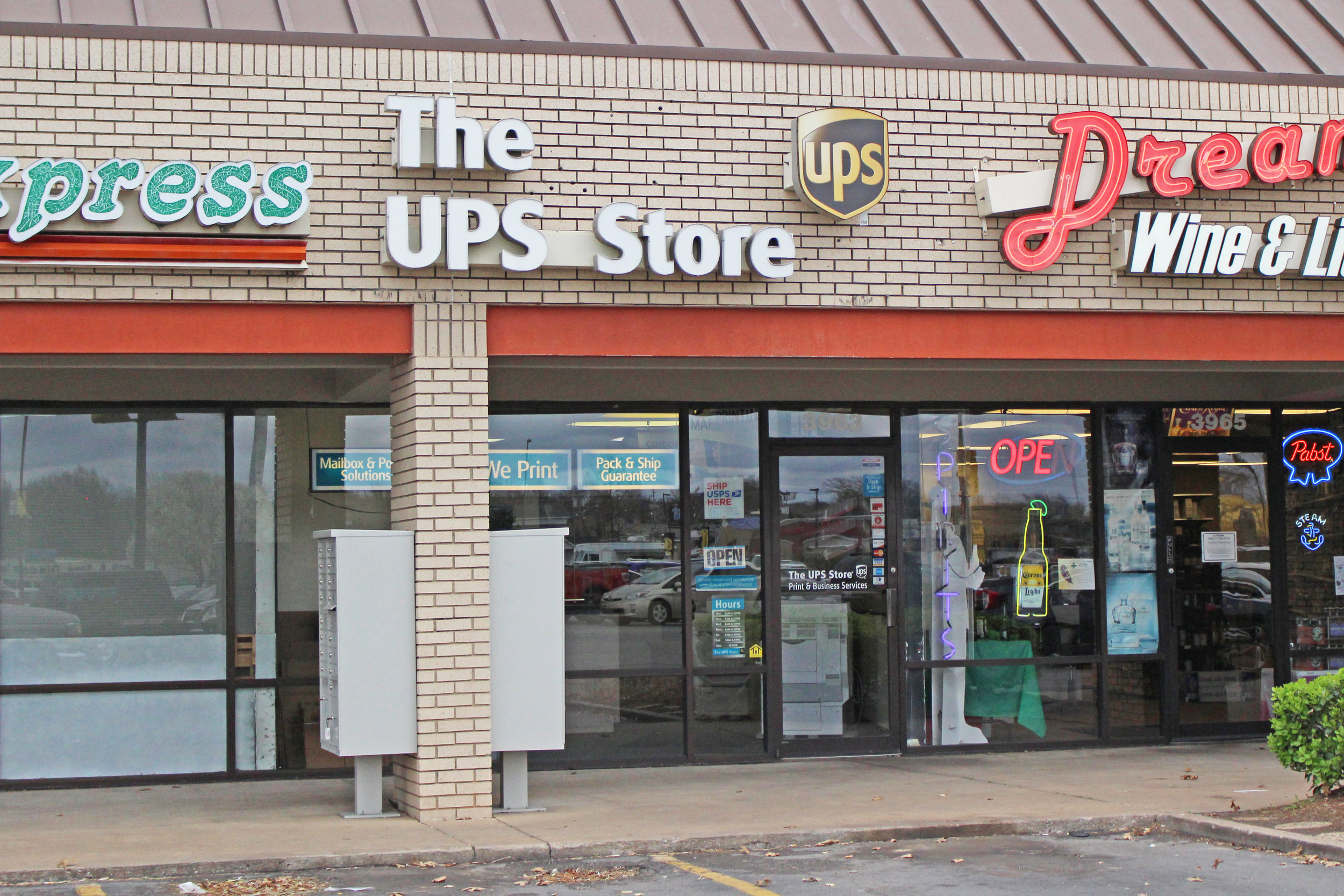 the ups store - springs village 3963 south highway 97
