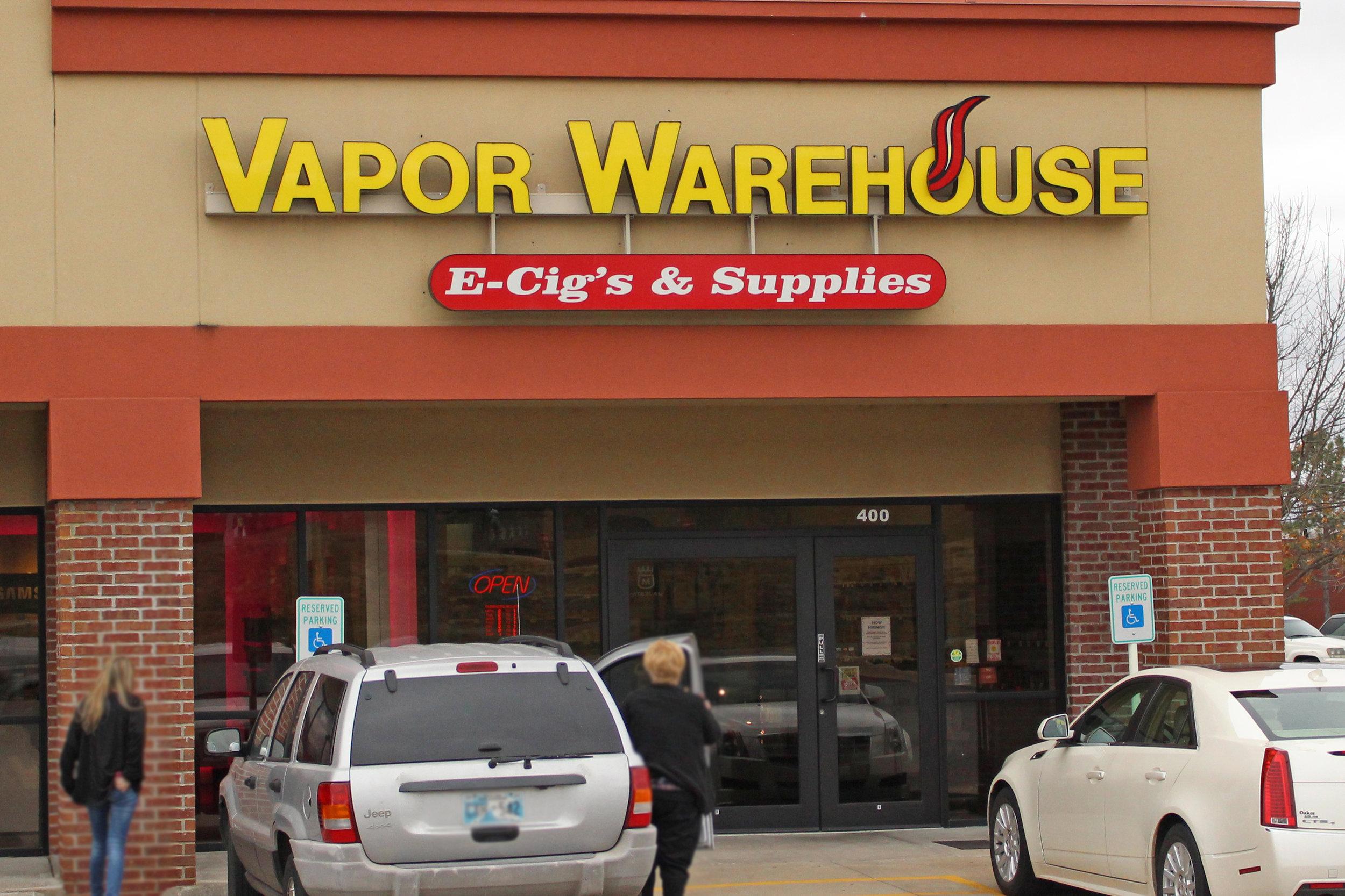 vapor warehouse - wekiwa center 420 west wekiwa road