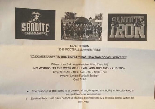 Sand Springs Planning Commission — Local News — Sandite Pride News