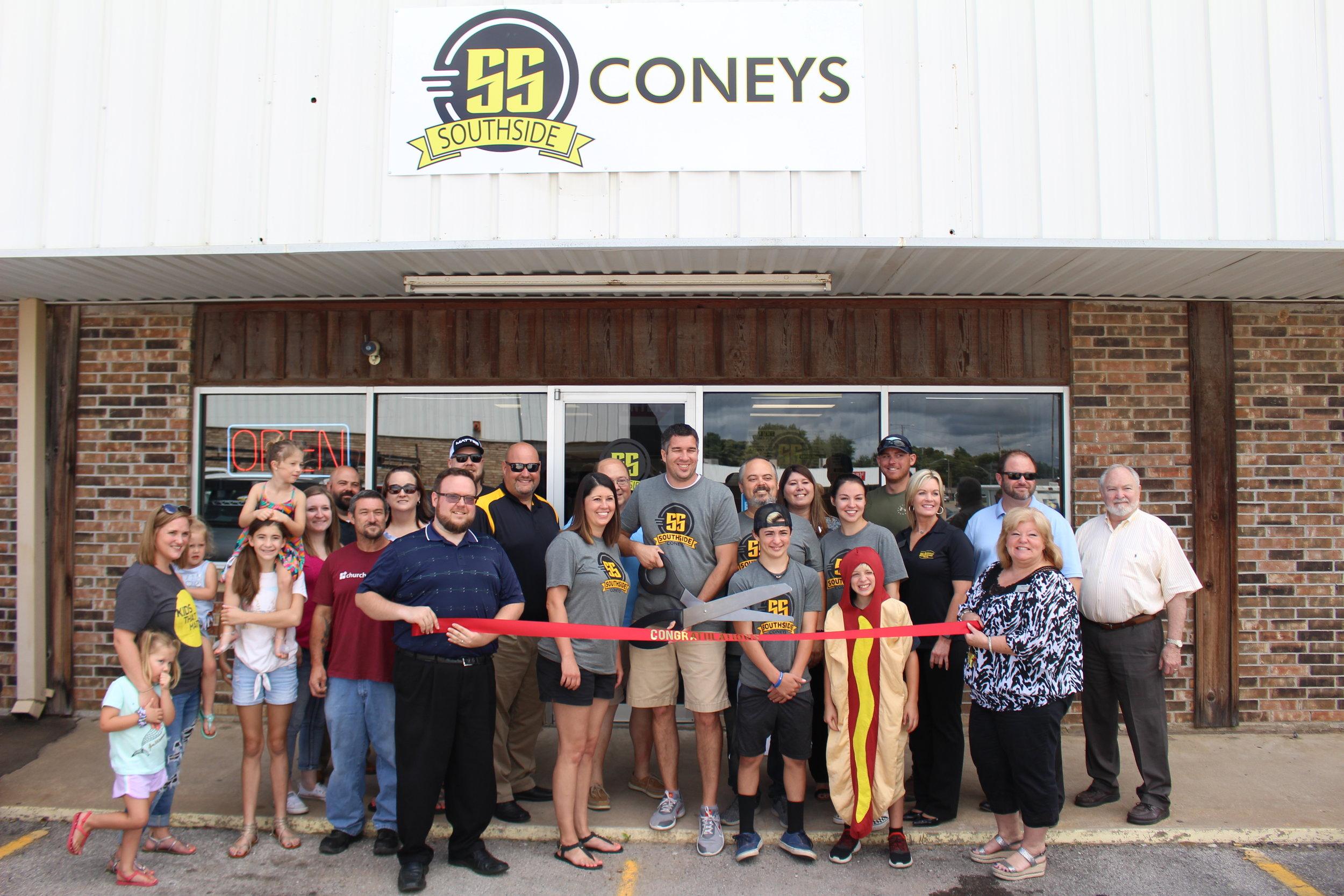 Southside Coneys - prattville center 1 west 41st street, suite c