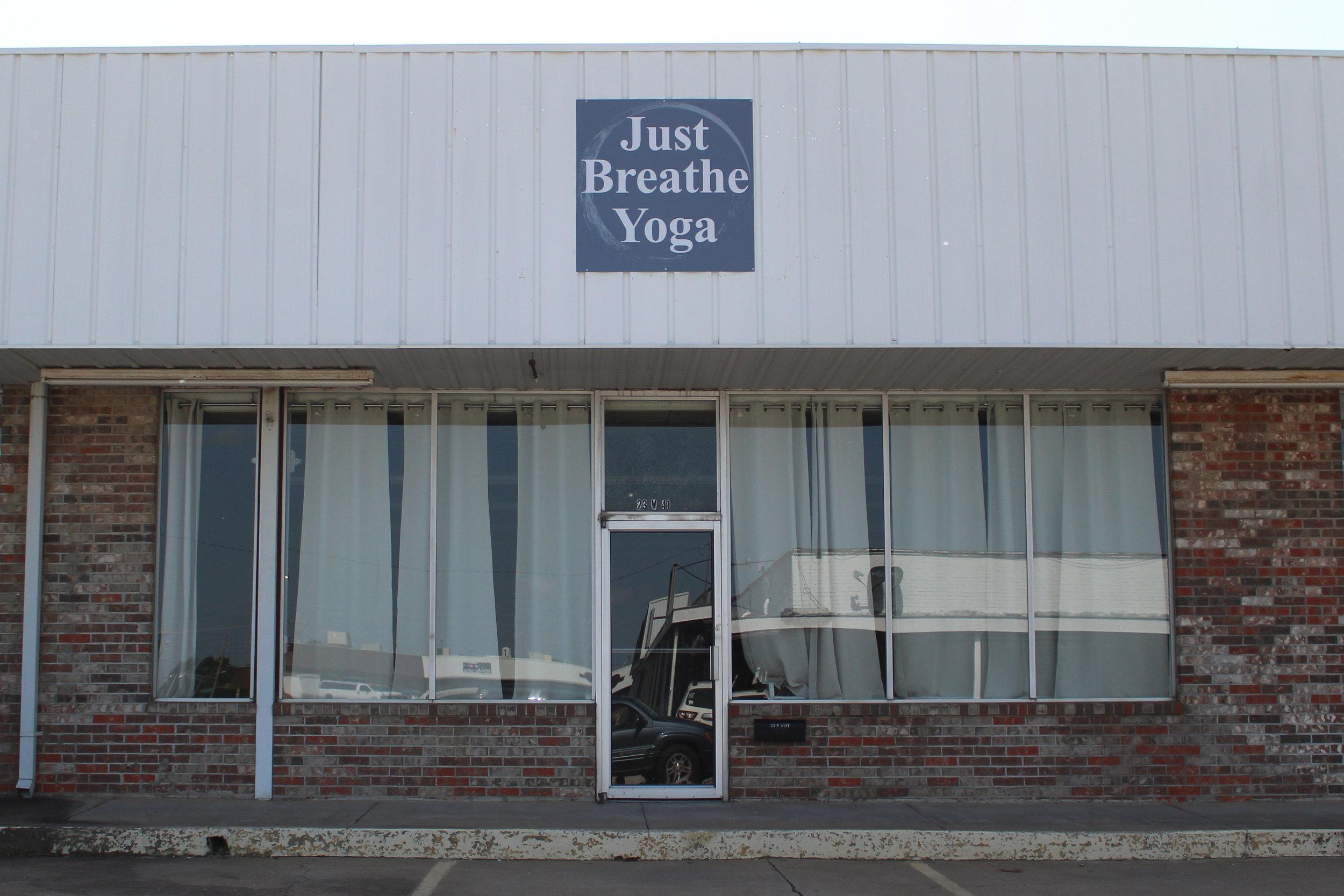 Just Breathe Yoga - Prattville Center 23 West 41st Street
