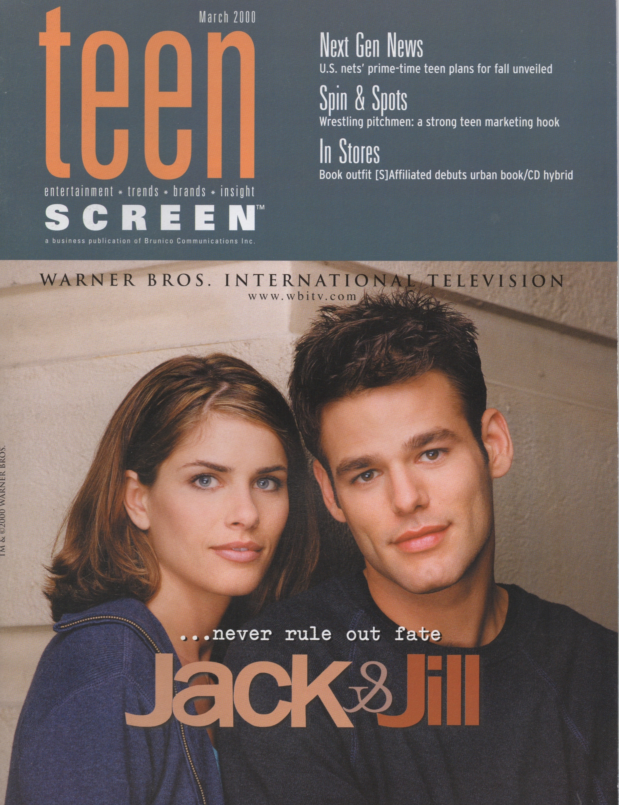 Teenscreen magazine