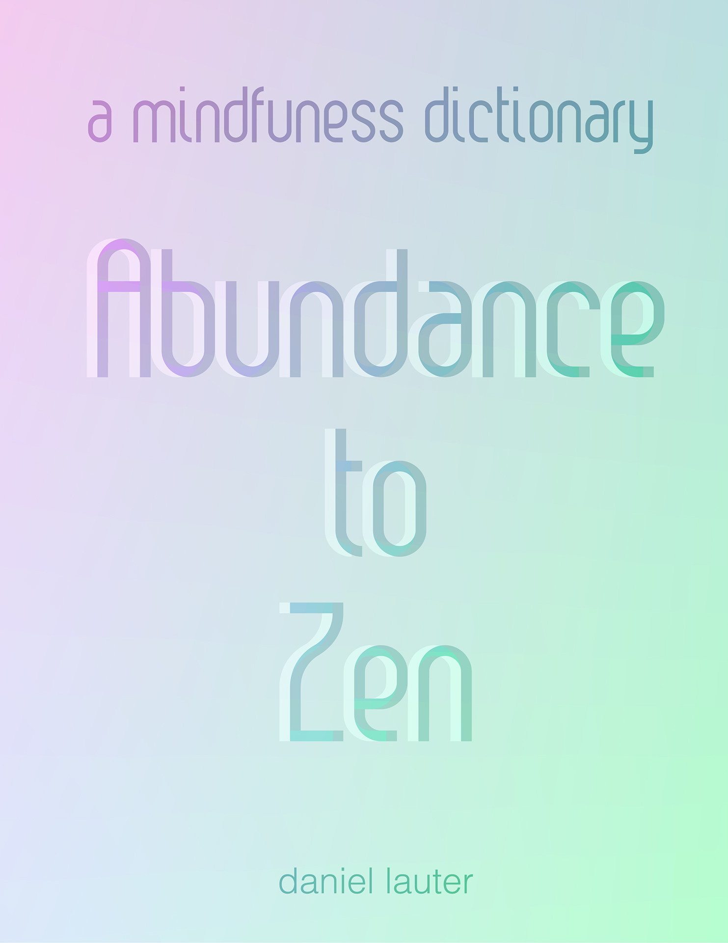 A Mindfulness Dictionary