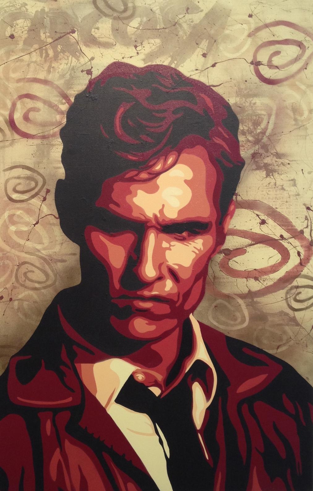 Rust Cohle (True Detective)