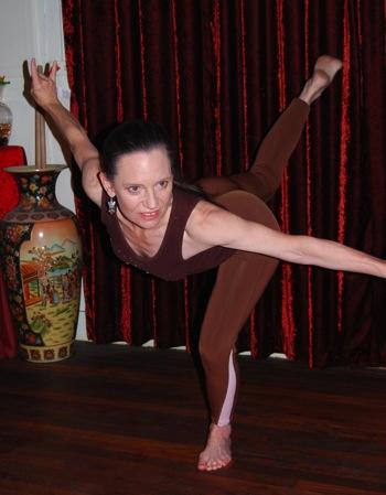 Ananda M. Sundari, in Sundari Studio, Arroyo Seco, Taos NM 2012. Photo: Jacqui Croat