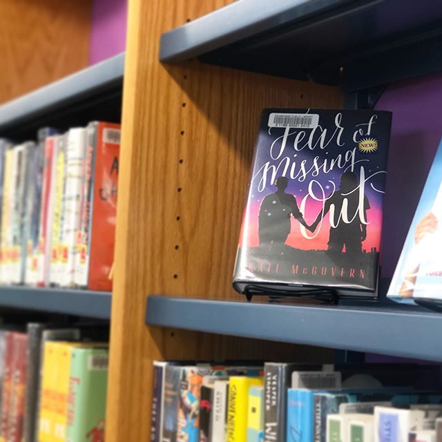 I ❤️ my local library. . . . . #cambridgepubliclibrary #oneillbranch #bookstagram #libraries #authorsofinstagram #writersofinstagram #fomothebook #fearofmissingout