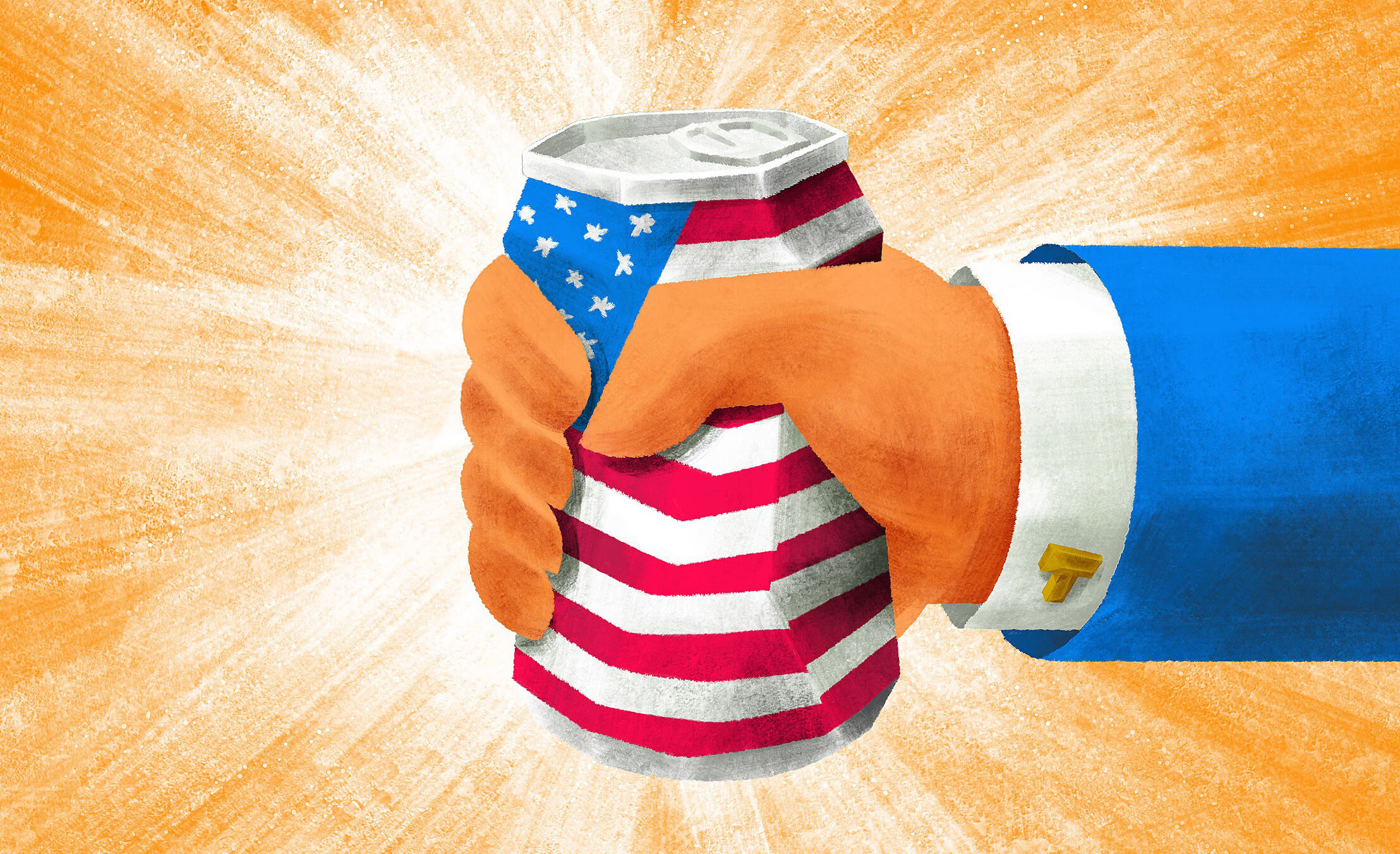 One (Beer) Nation Under Trump