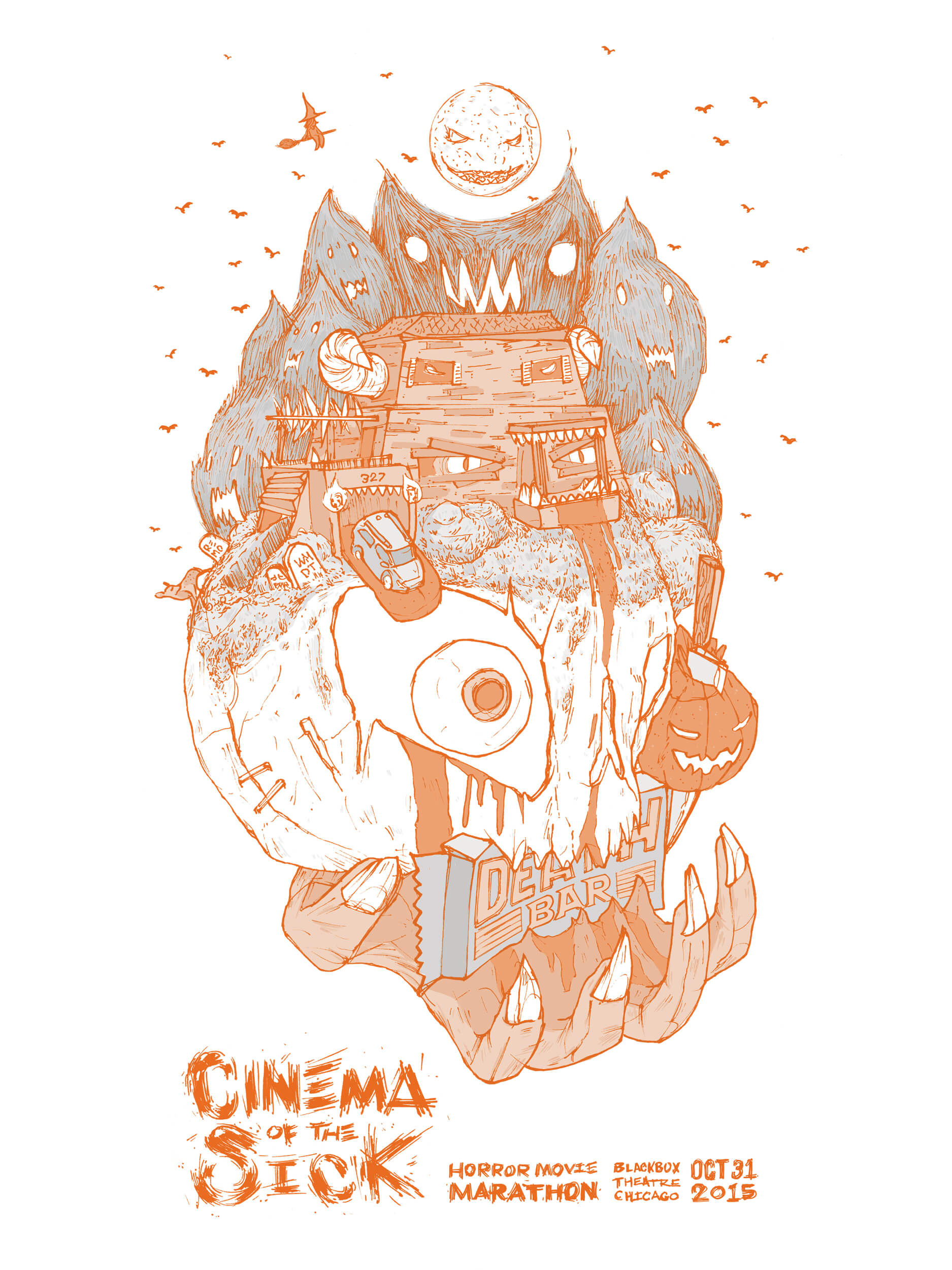 Cinema of the Sick 2015