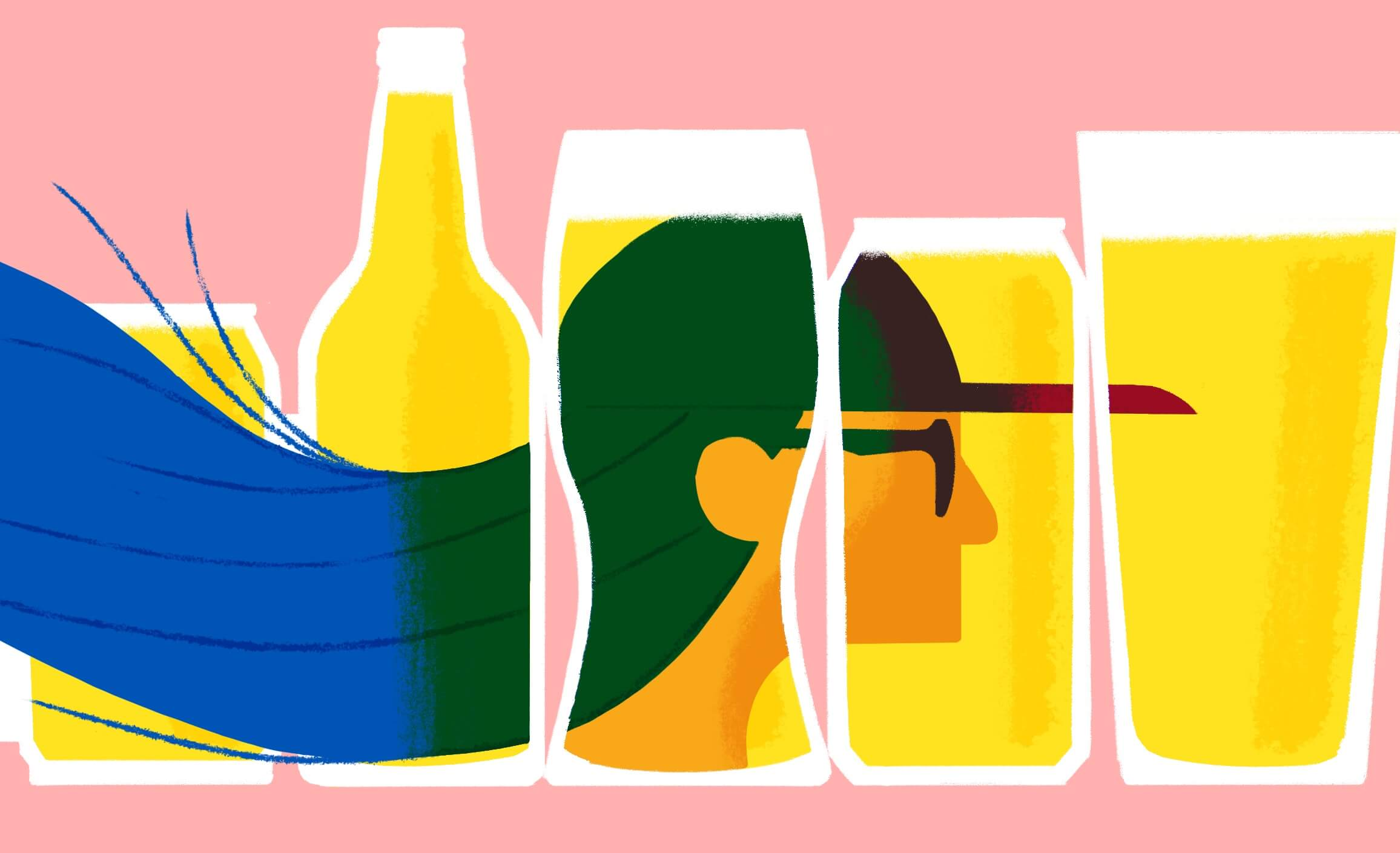Beer Helped Me Express My Identity—And Then I Stopped Drinking Beer