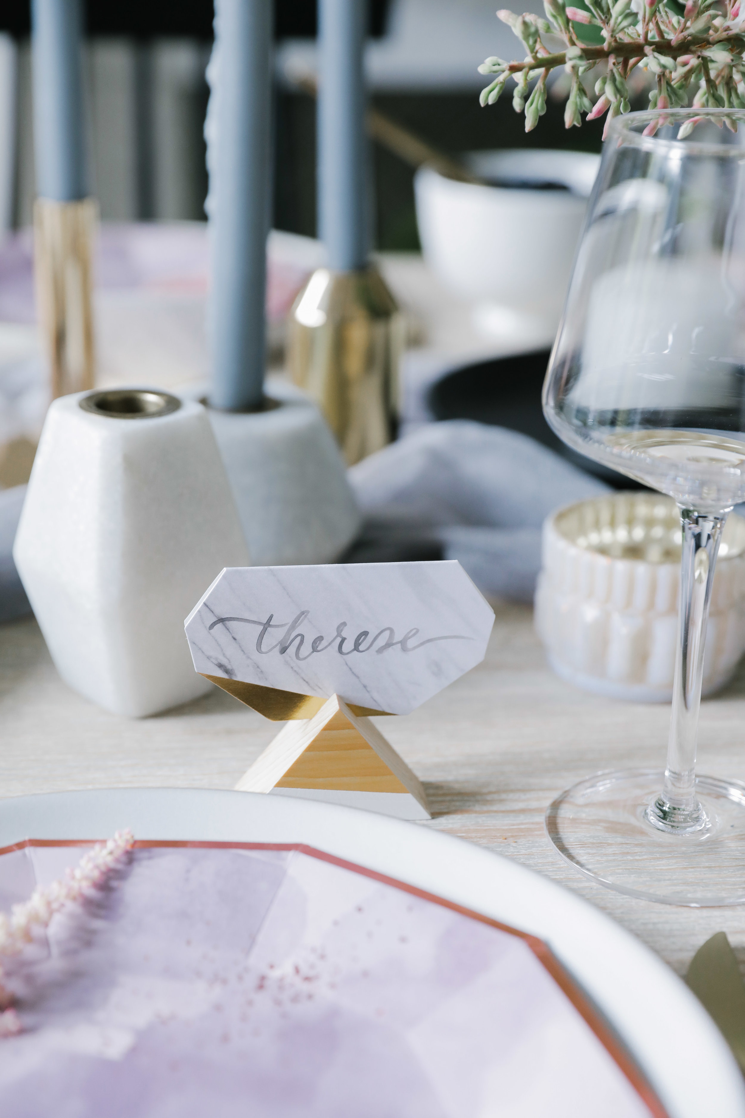 APT 34 X HARLOW & GREY   PLACE CARDS