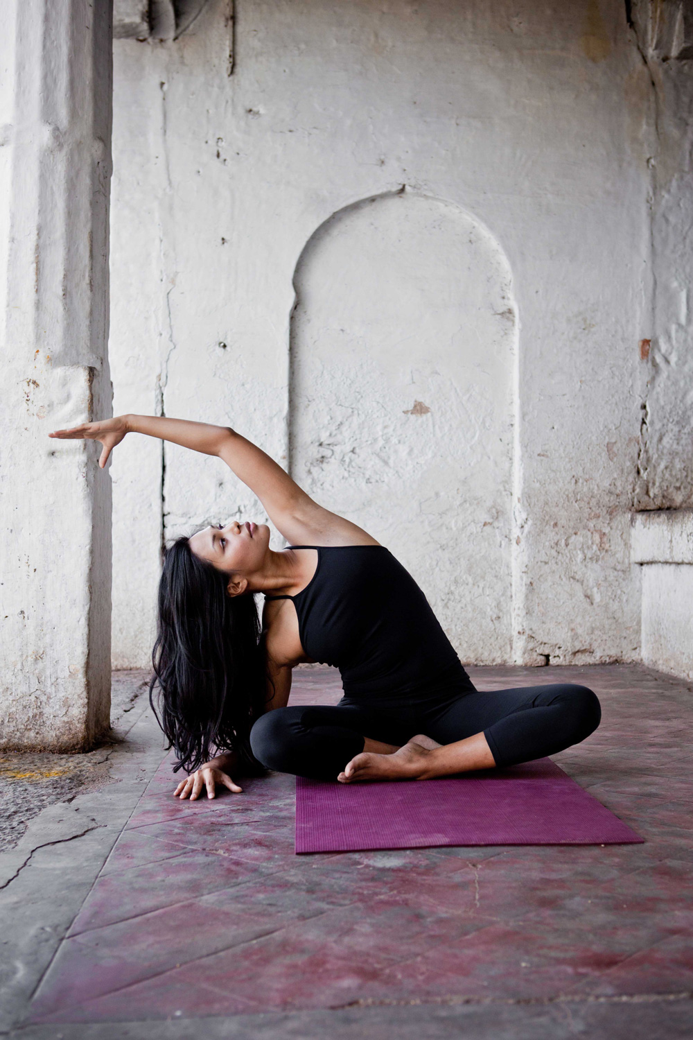 daphne charles routes of yoga