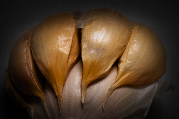 Garlic by Michael Smyth