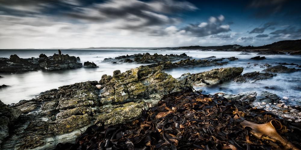 Clouds over Couta Rocks Tasmania (c) Michael Smyth 2016
