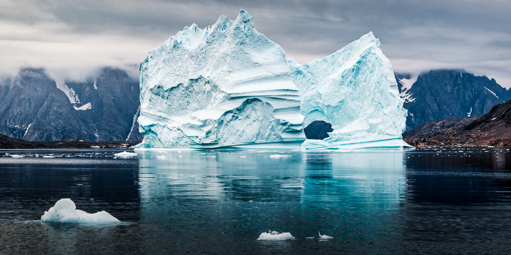 My image of the iceberg, taken in 2015 - updated