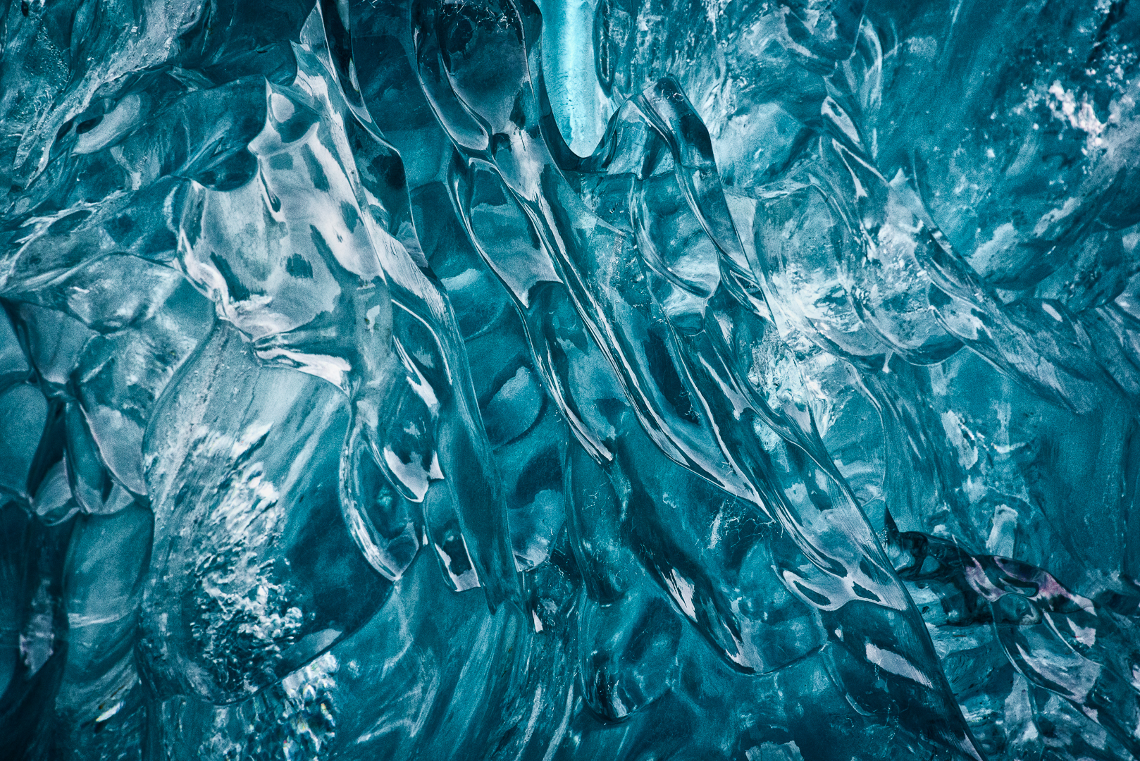 Ice Patterns, Greenland