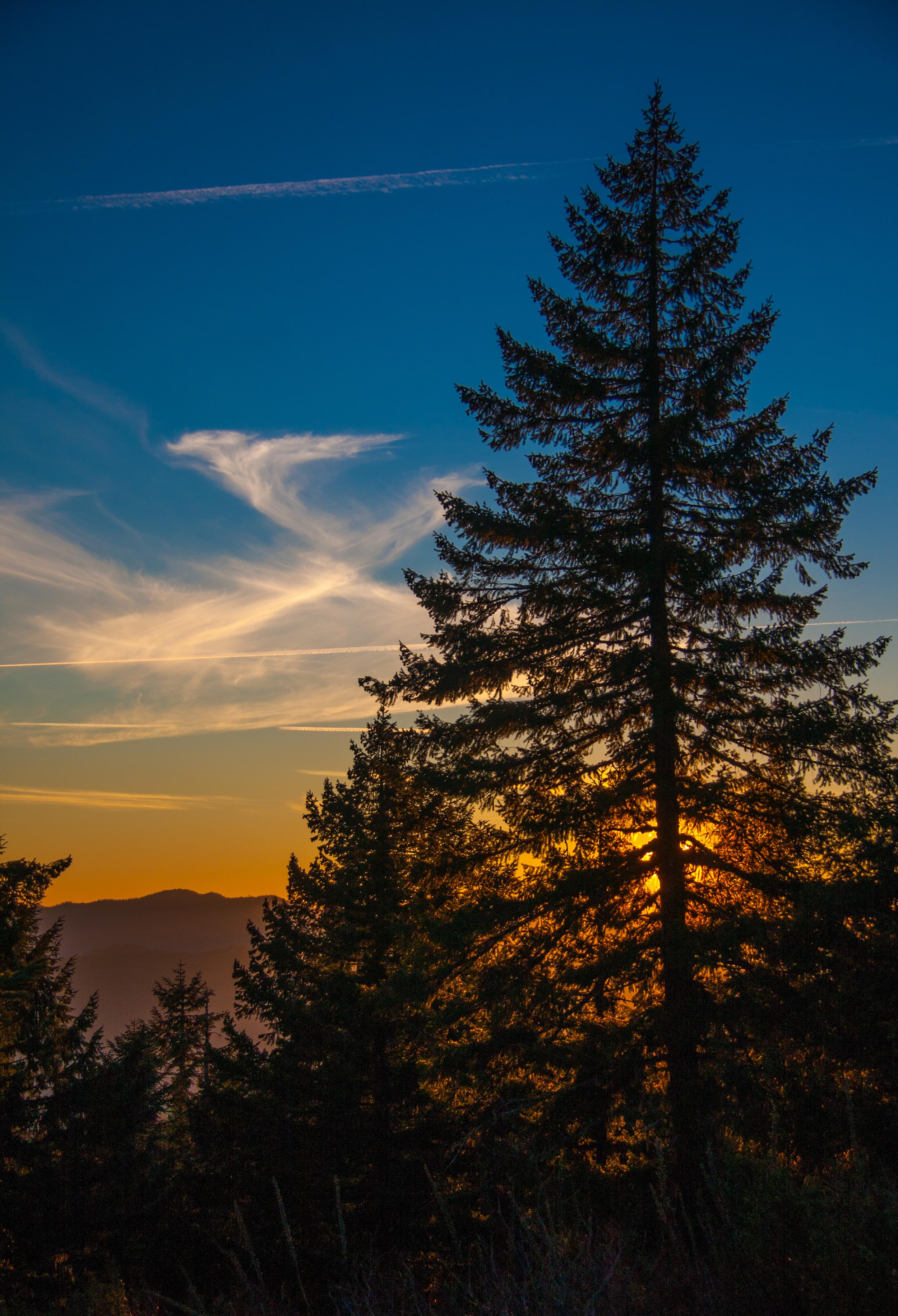 Secret Spot Sunset, Oregon