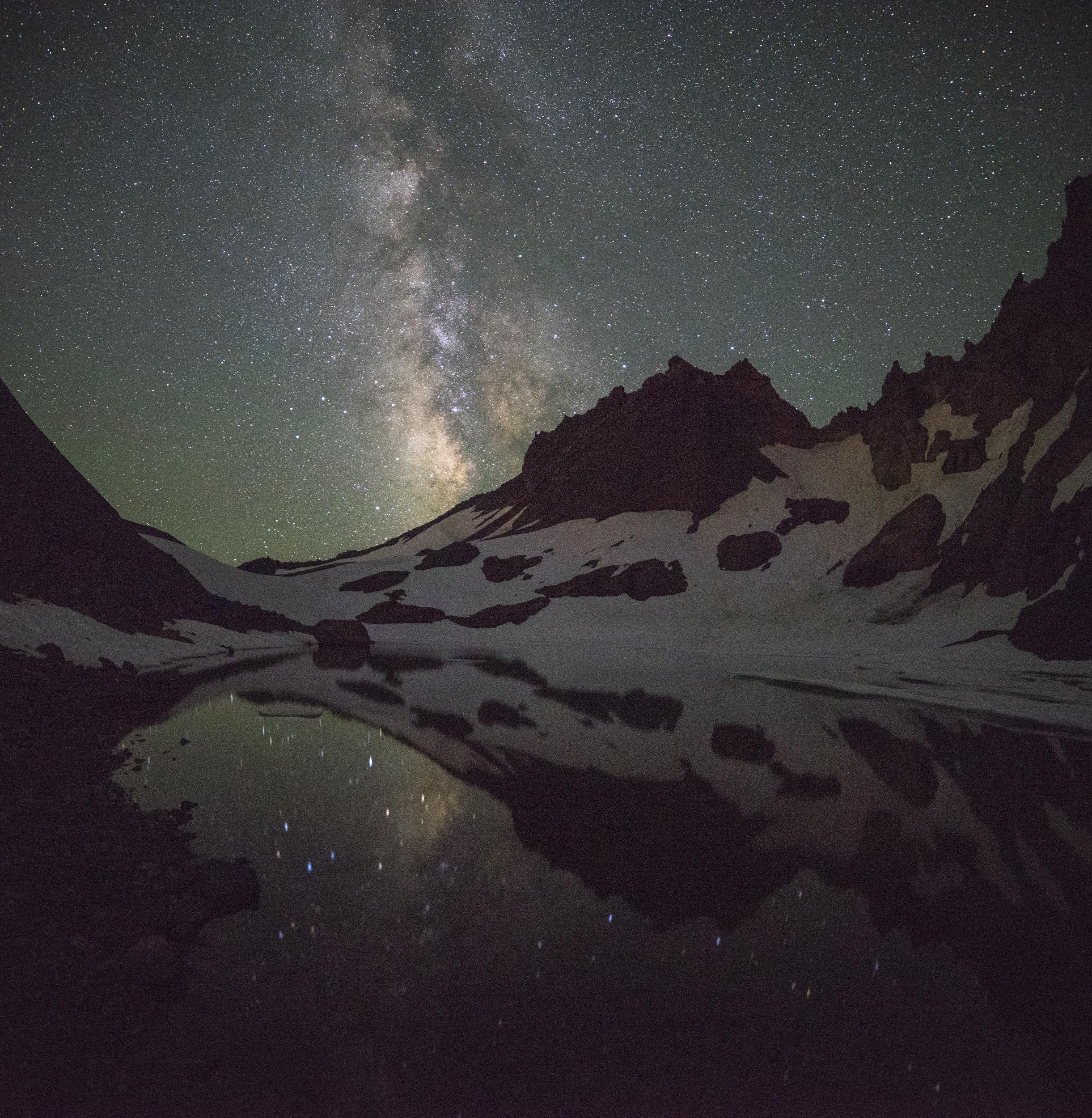 Broken Top, Oregon